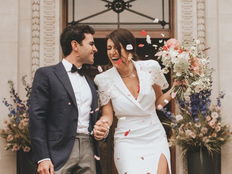 Real Weddings - Celebrity Weddings, Photos, Videos, Ideas, News &  Photography | Harper's Bazaar Arabia
