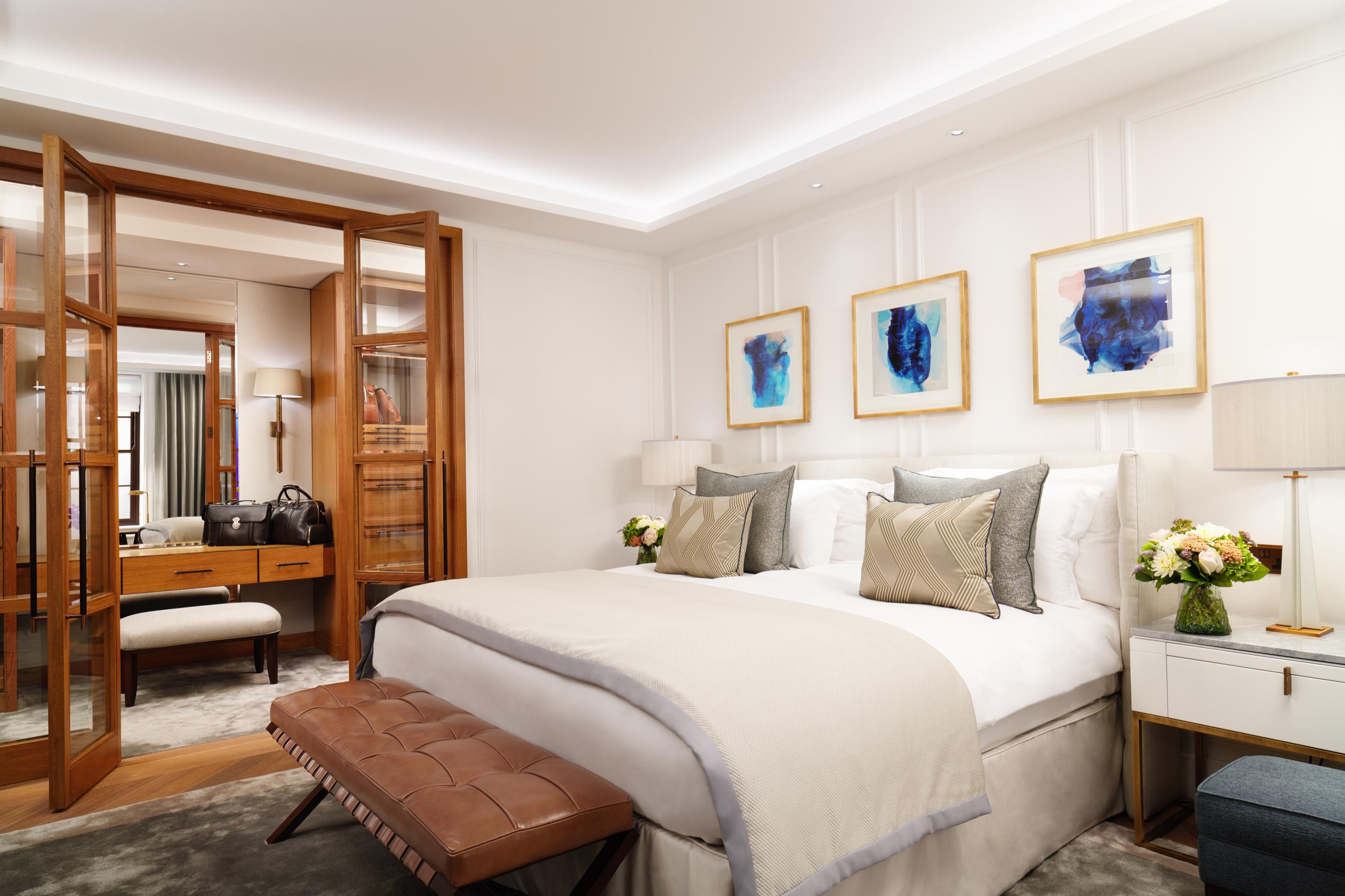 London Suite, Corinthia London
