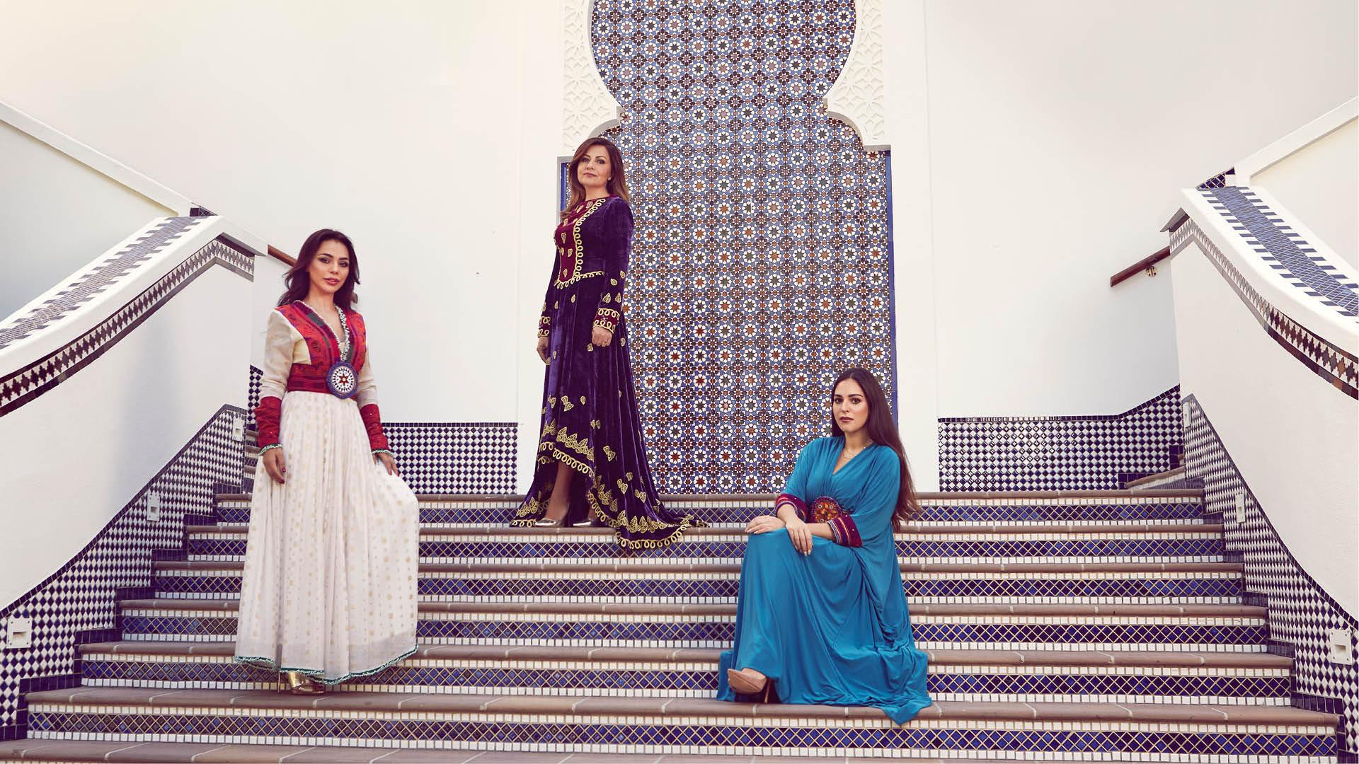 Art Of Afghanistan Tradition And Trends Harper S Bazaar
