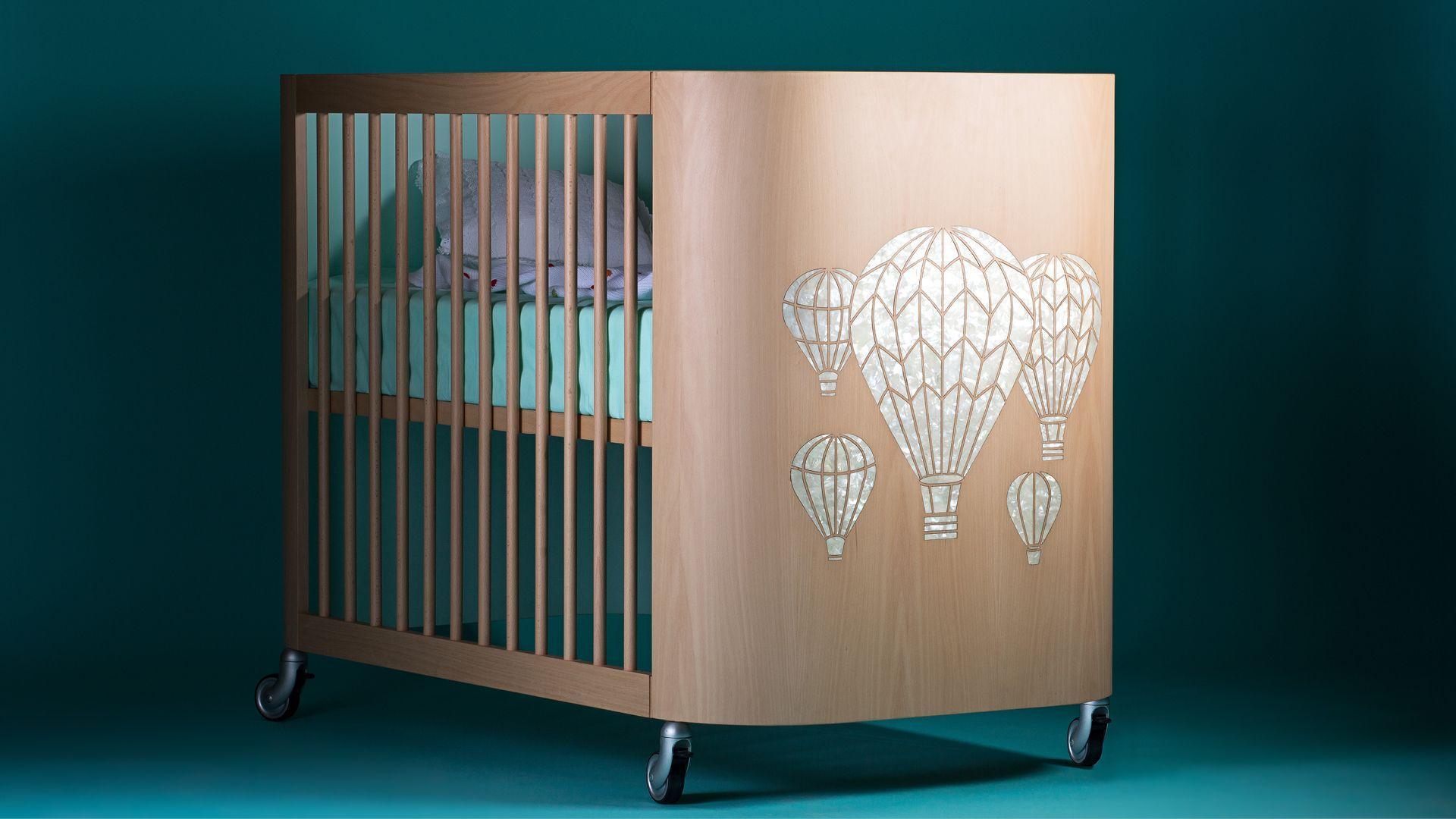 MISK Crib