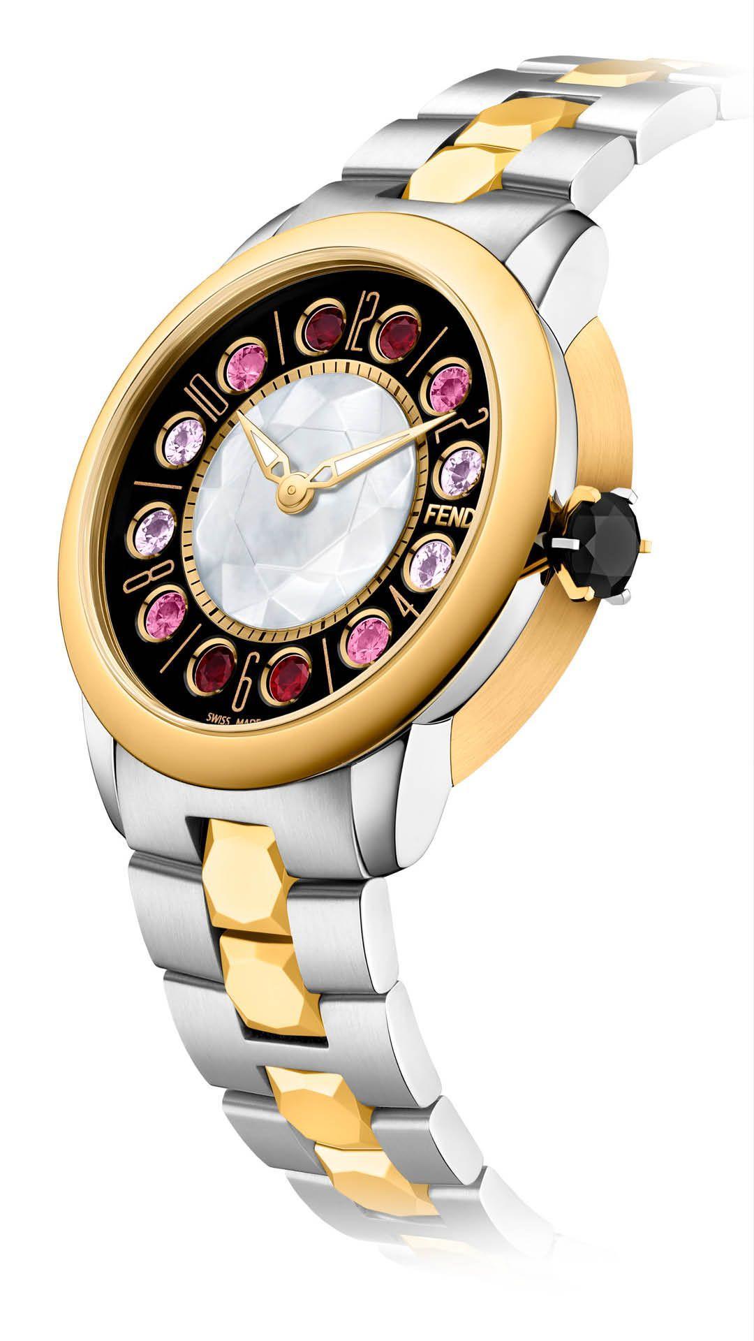New FENDI IShine Timepiece