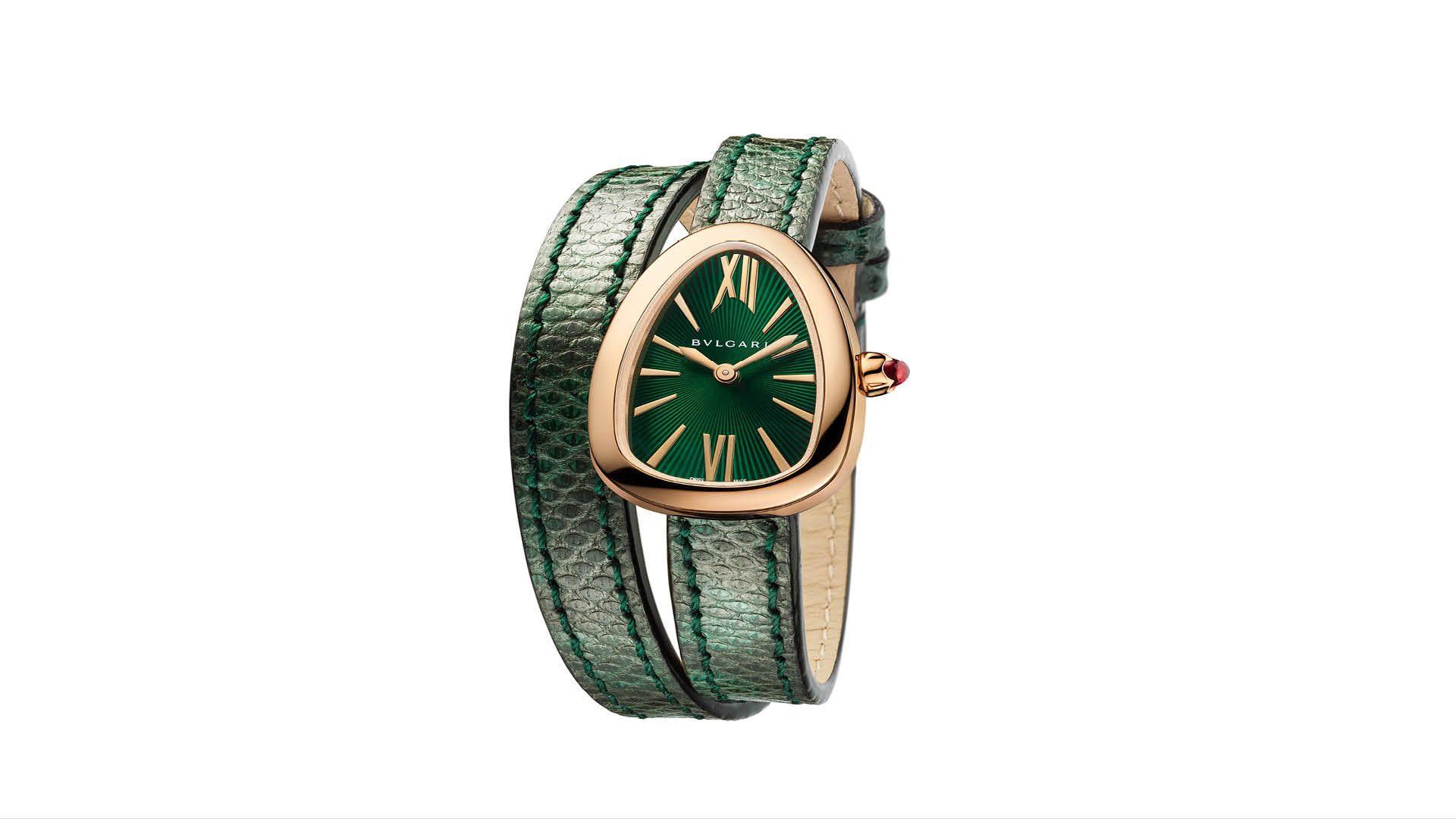 Bulgari-Serpenti-Watch-Green