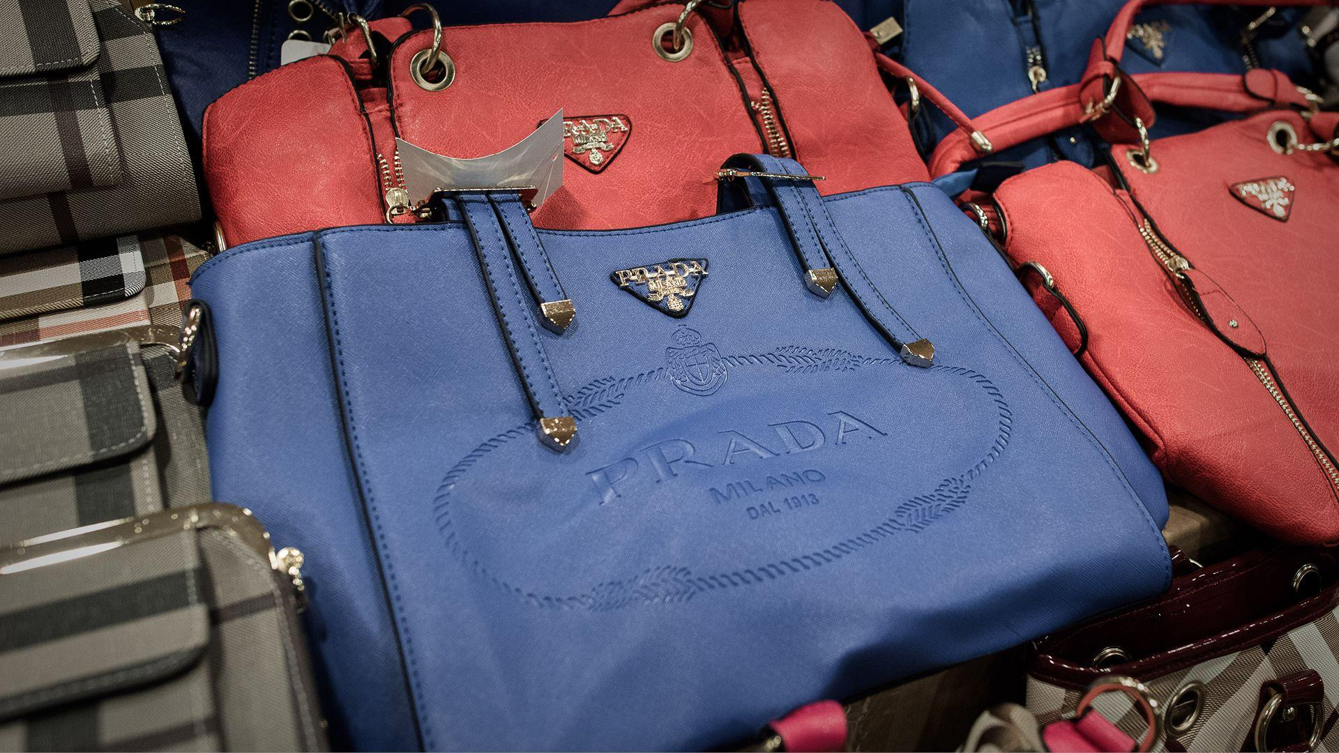 Prada Counterfeit Bags