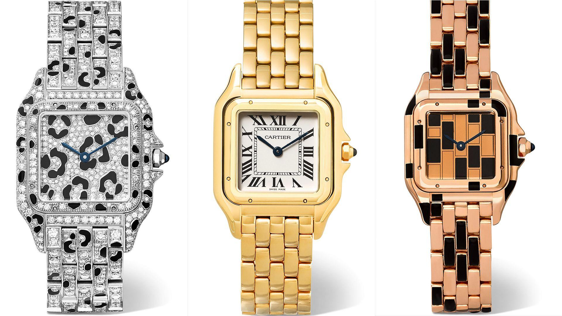 The Cartier Panthère collection