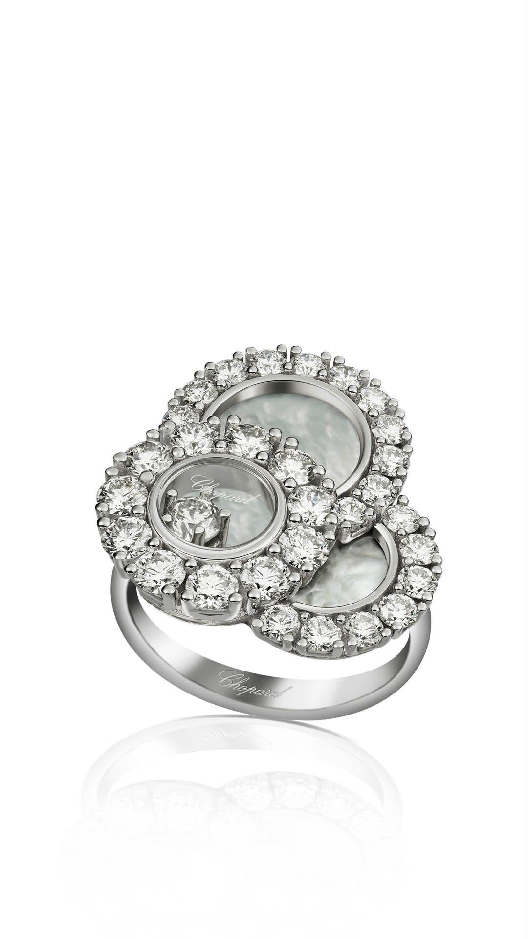 Chopard Happy Dreams Diamond Ring