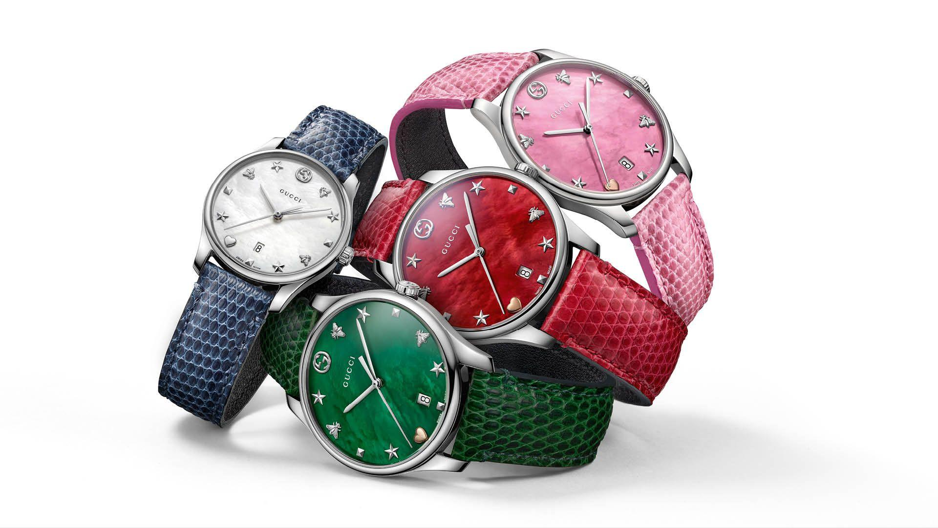 Gucci G-Timeless Watches