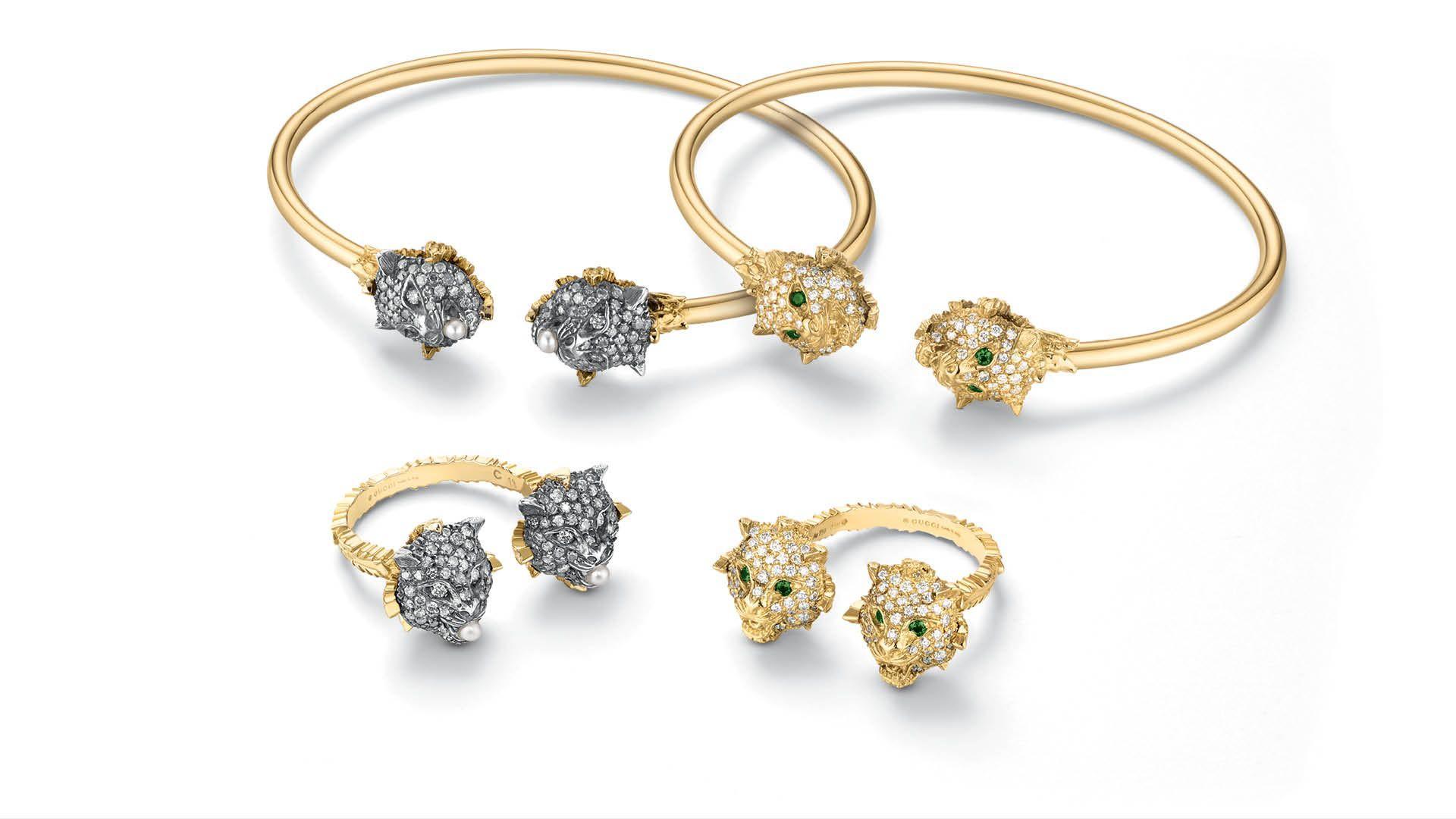 Gucci Le Marche des Merveilles jewellery