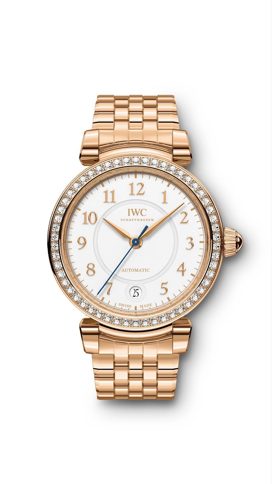 IWC-Schaffhausen-Da-Vinci-red-gold-diamonds