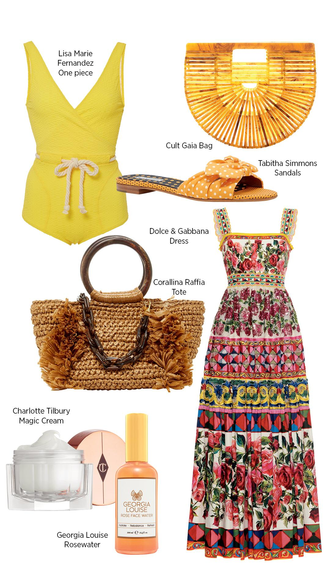 Summer 2017 Travel Essentials