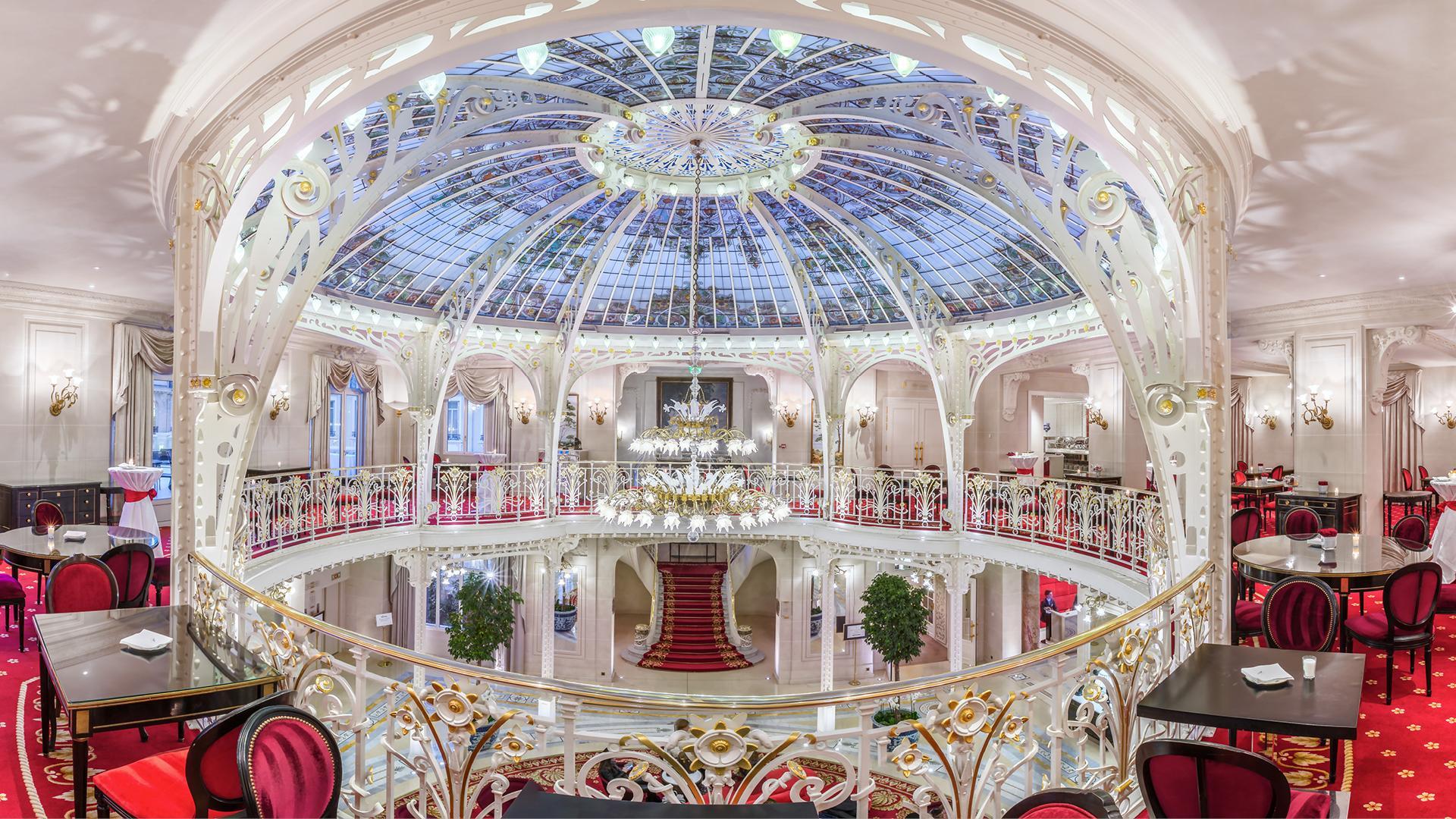 Hotel Hermitage Winter Garden