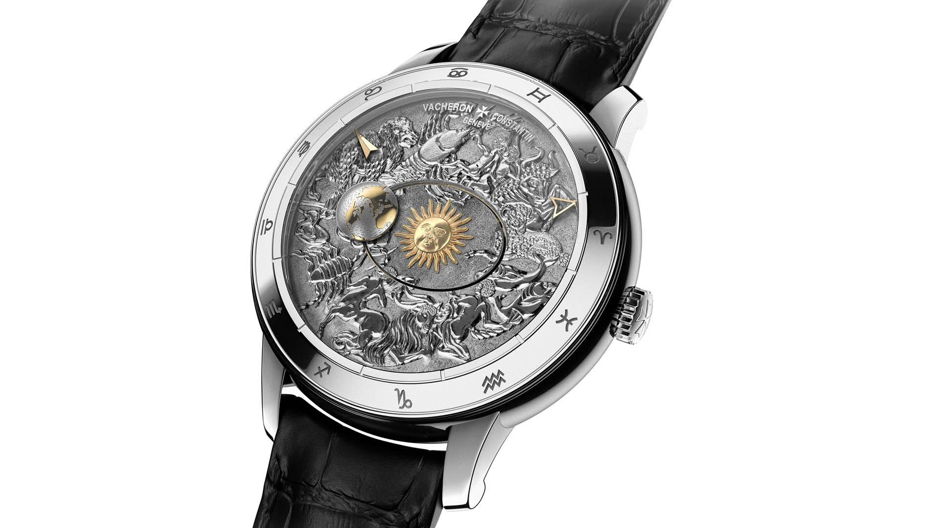 Vacheron Constantin's Art of Engraving Copernicus Timepiece