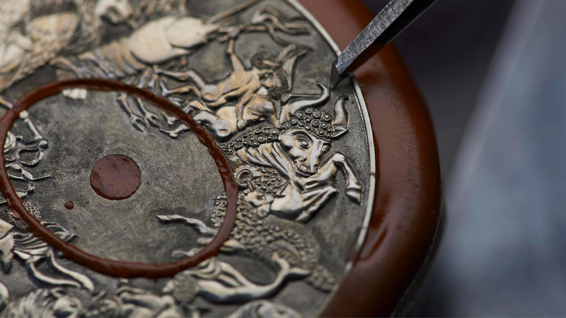 Vacheron Constantin Hand Engraved Copernicus