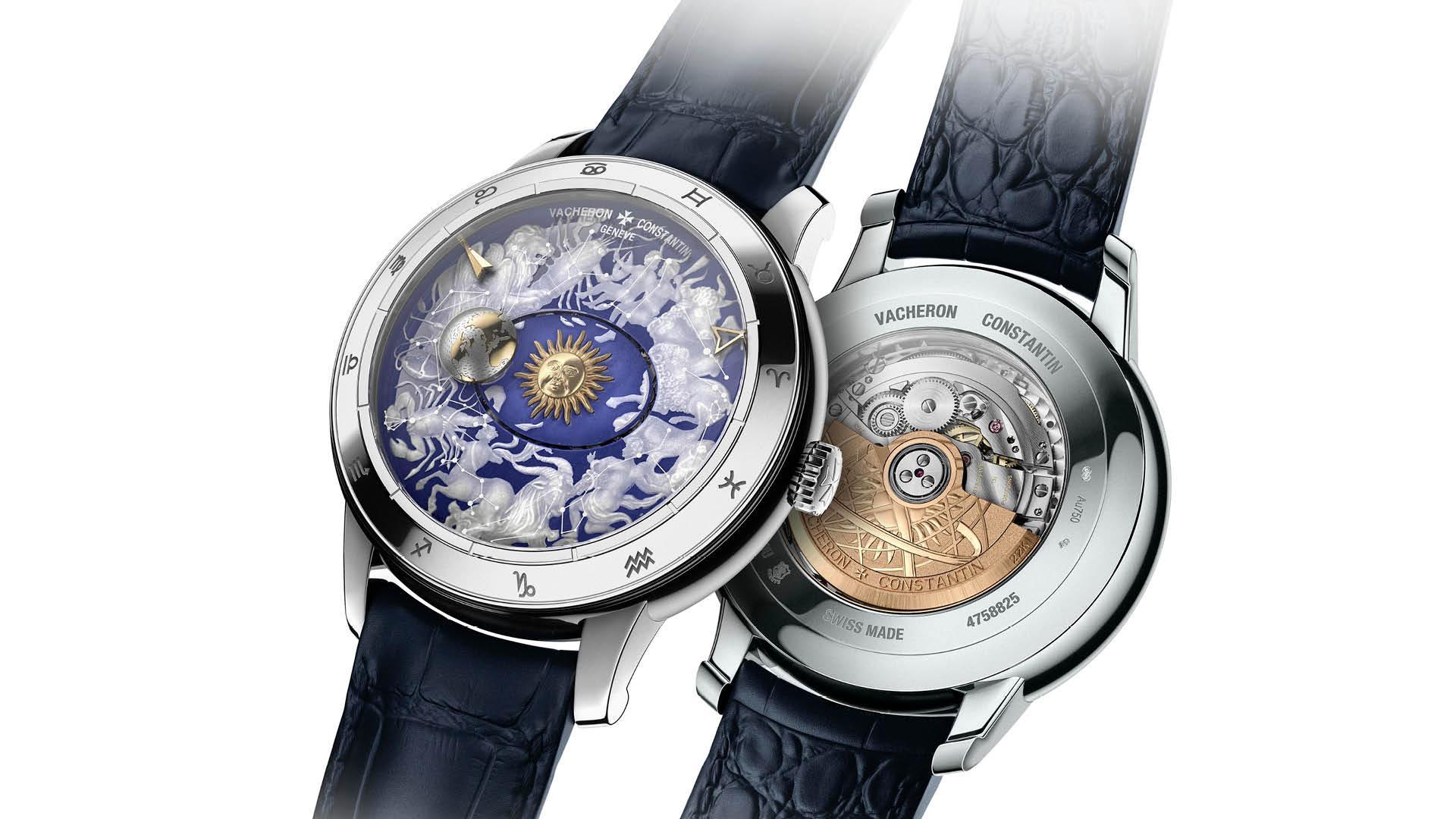 Vacheron Constantin Copernicus Sapphire