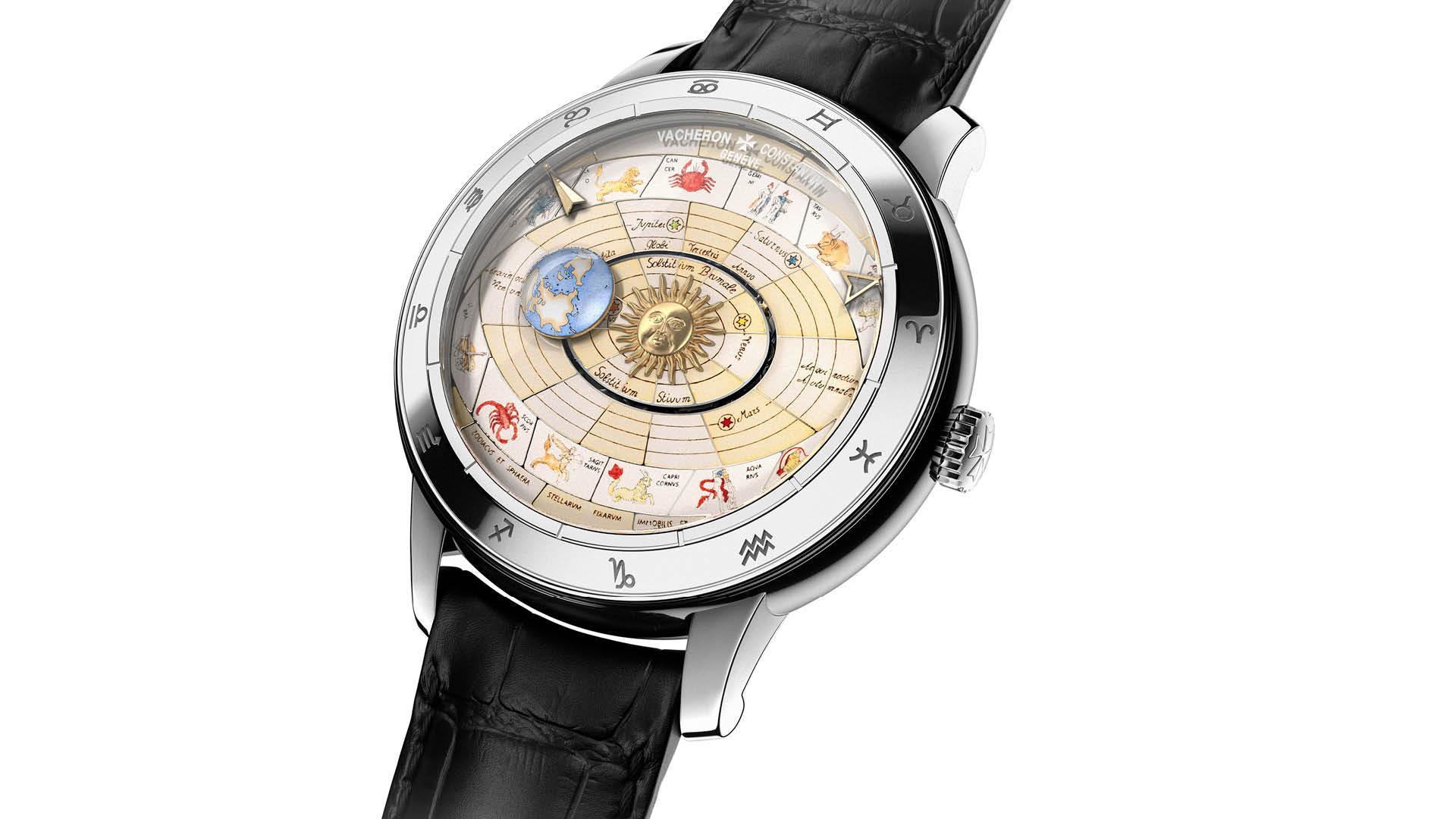 Vacheron Grand Feu Enamelled Watch