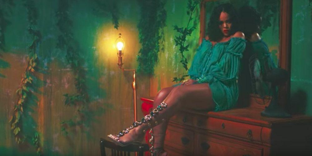 Rihanna In Wild Things