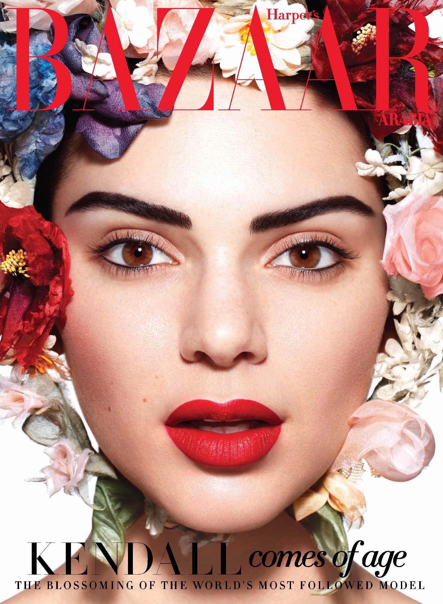 Harper's Bazaar Arabia July/August