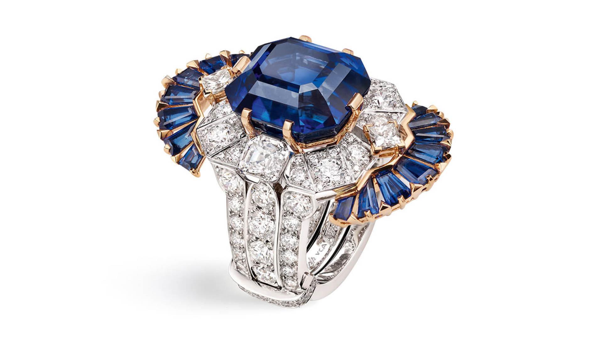 Van Cleef Serephita Ring