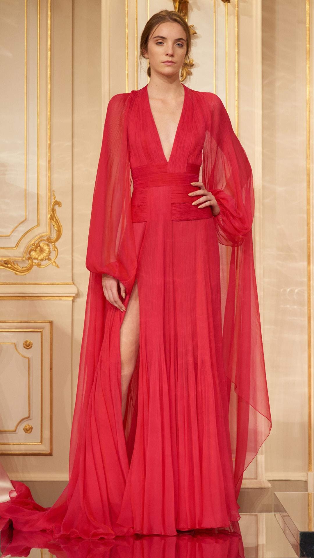 See Every Look From Rami Al Ali S Dreamy Couture Collection