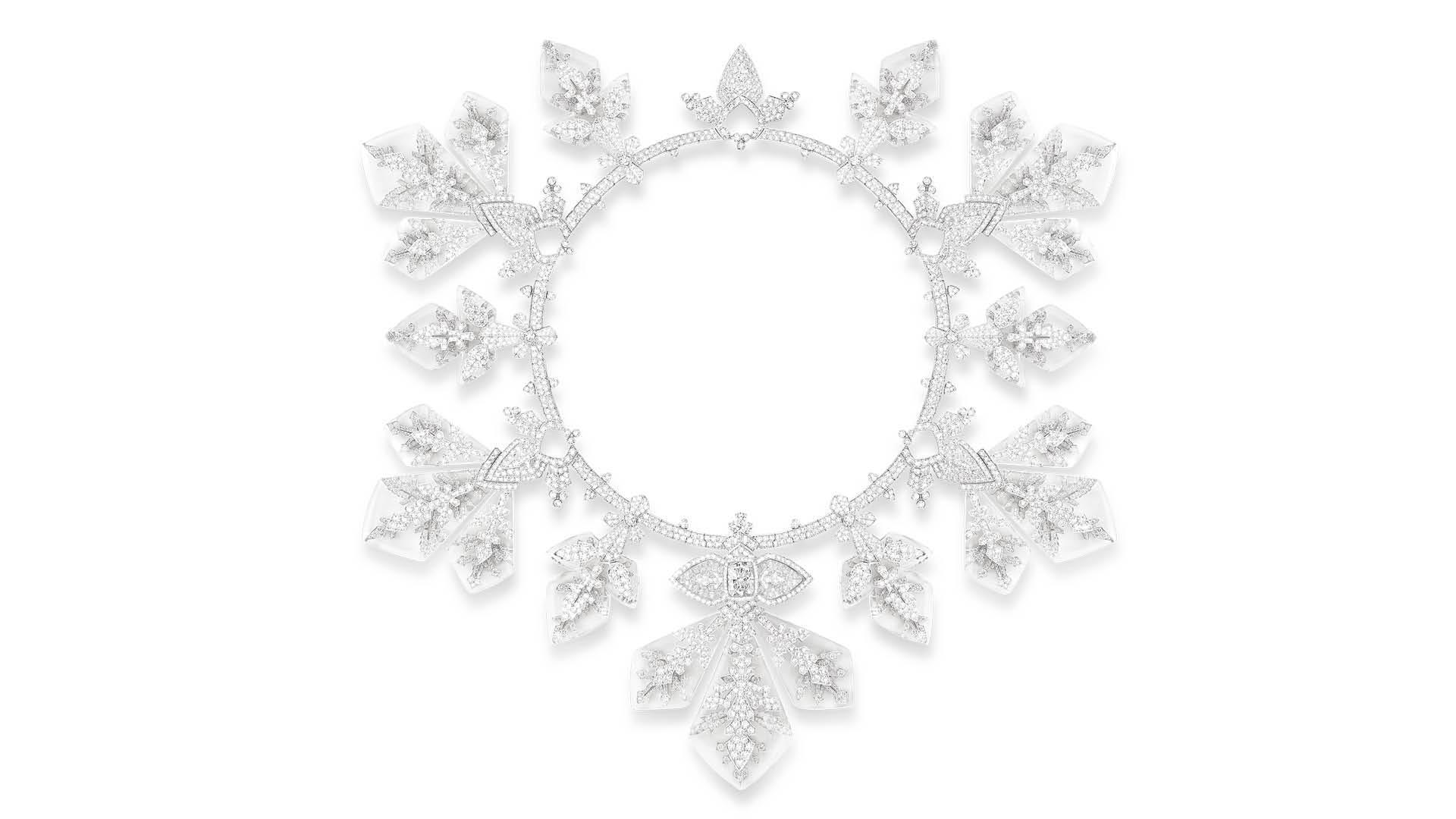 Boucheron Flocan Imperial Necklace