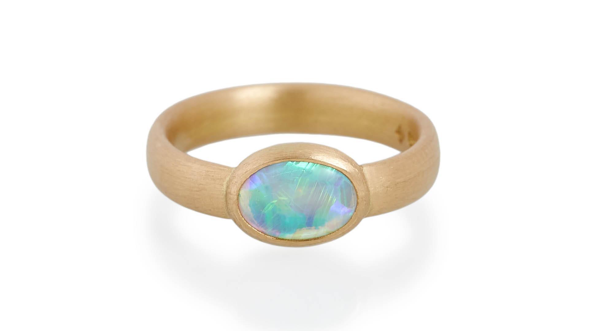 Cadby & Co Opal ring