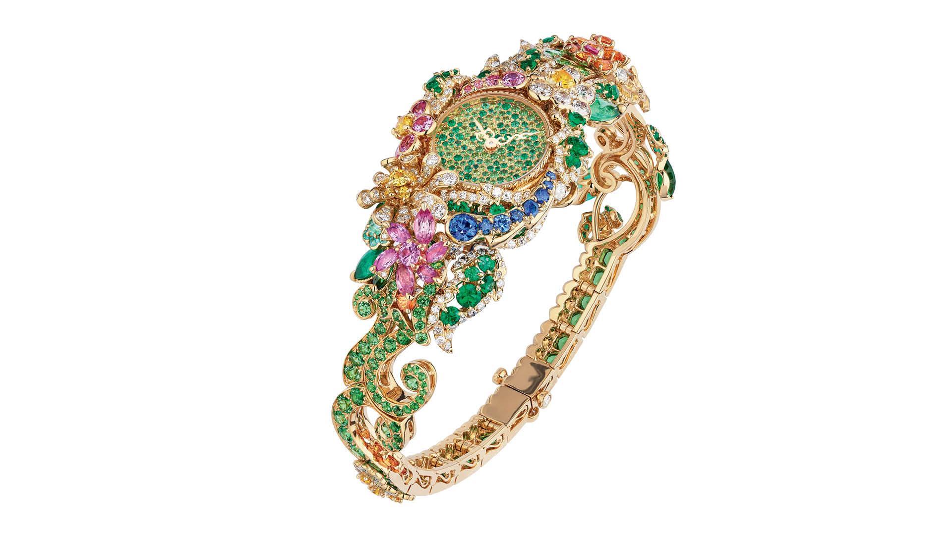 Dior High Jewellery Timepiece