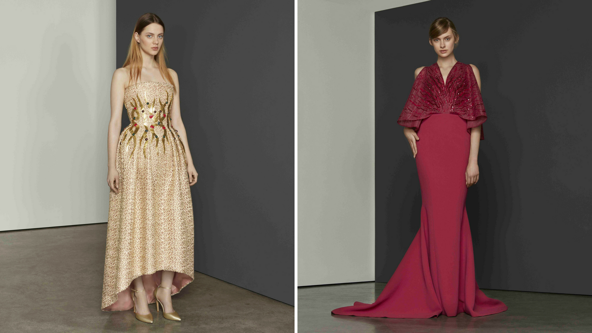 First Look At Dubai Based Rami Al Ali S New Collection