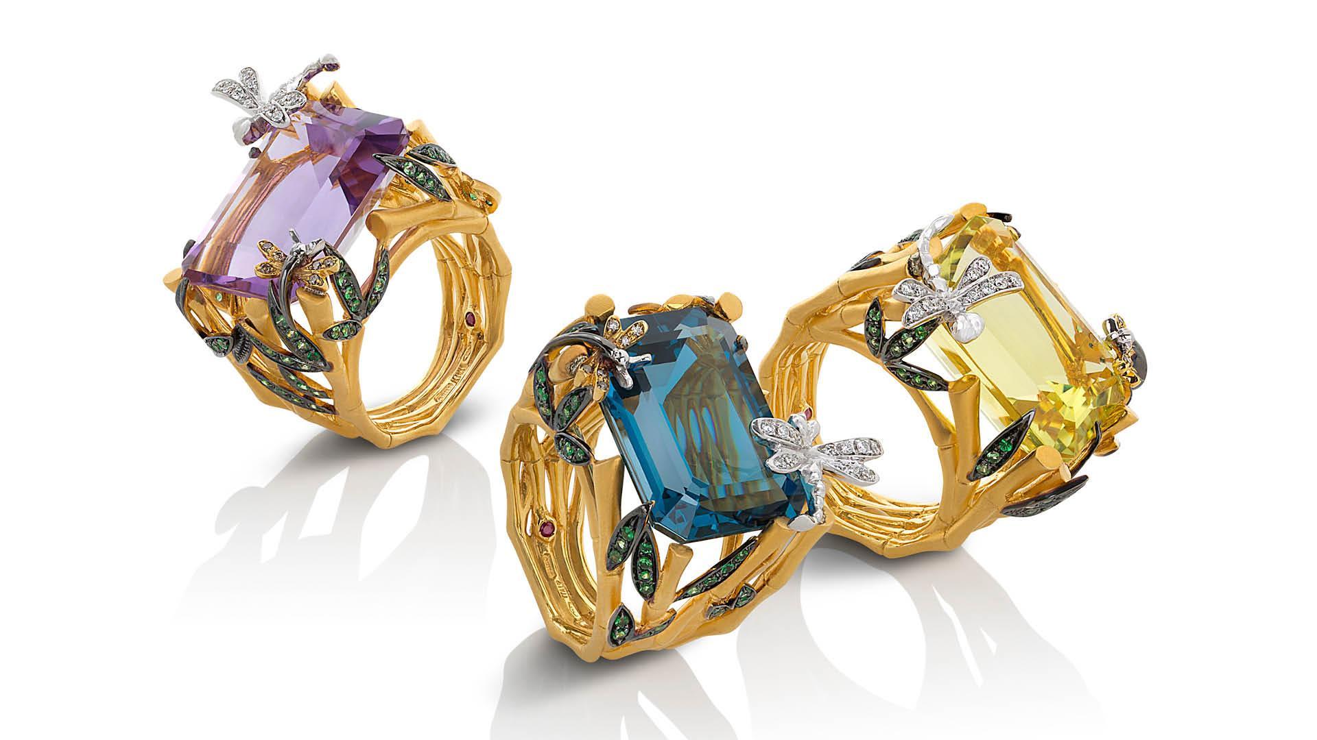 Roberto Coin Garden Ring