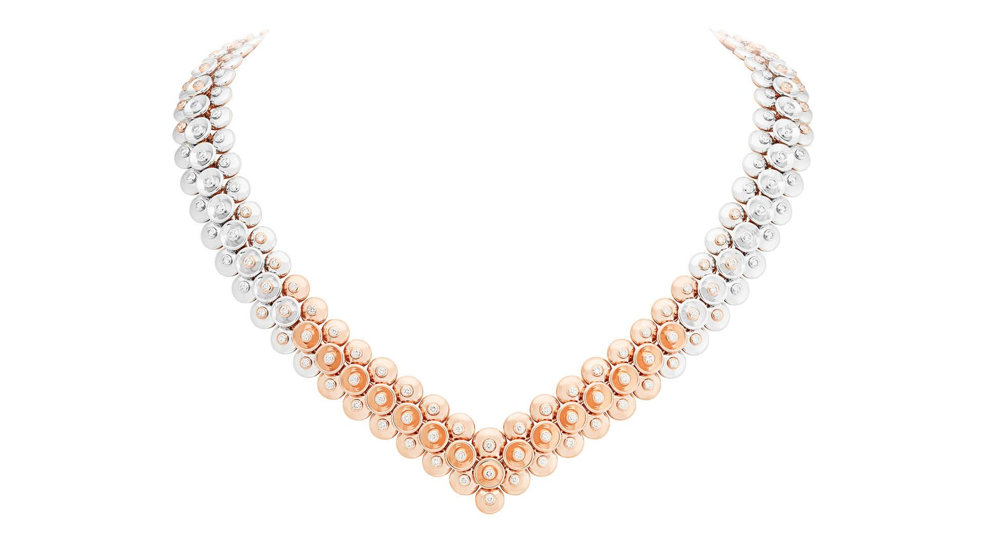 Van Cleef & Arpes Bouton d'or Necklace