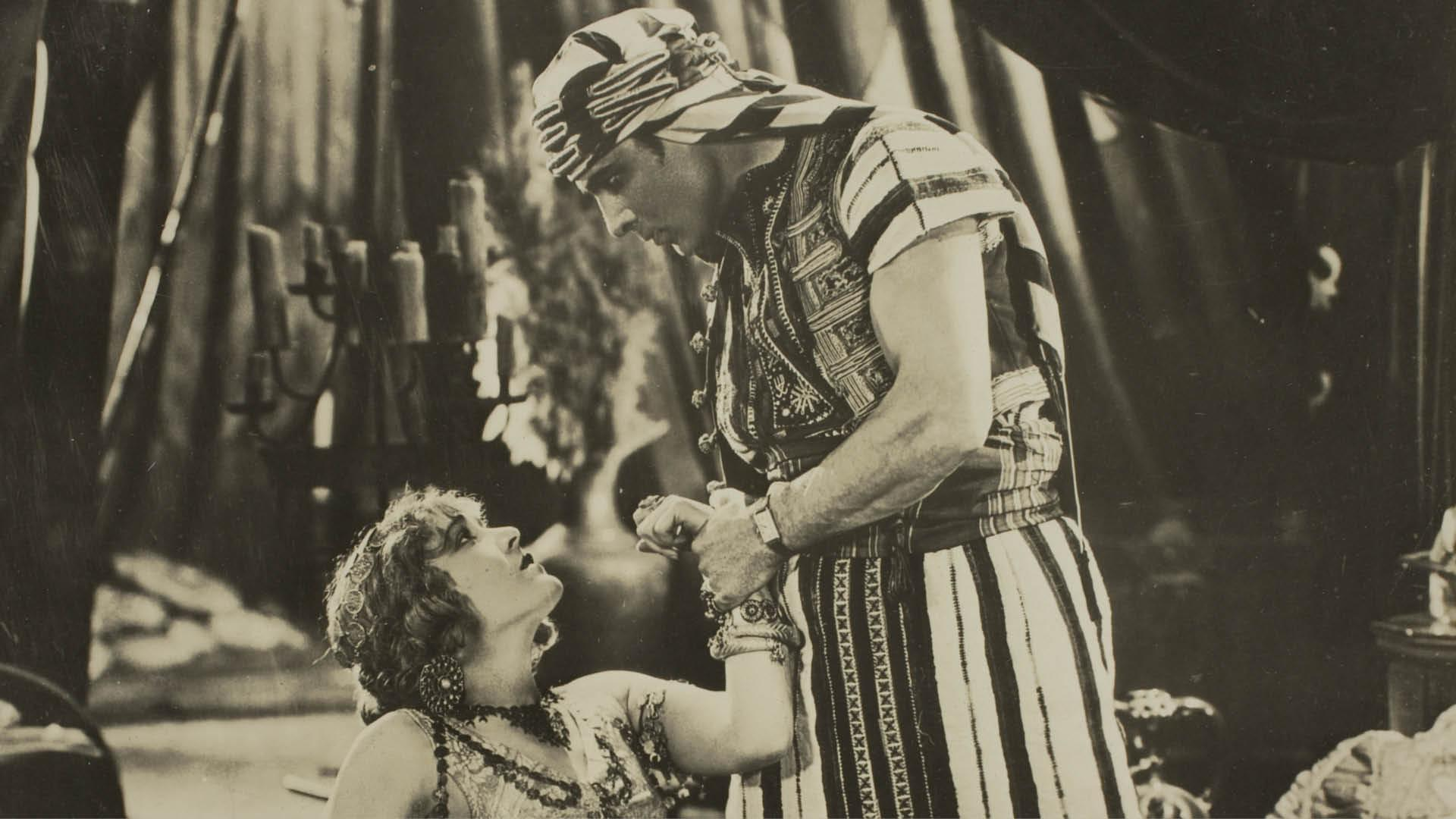 The Son of the Sheikh Rudolph Valentino