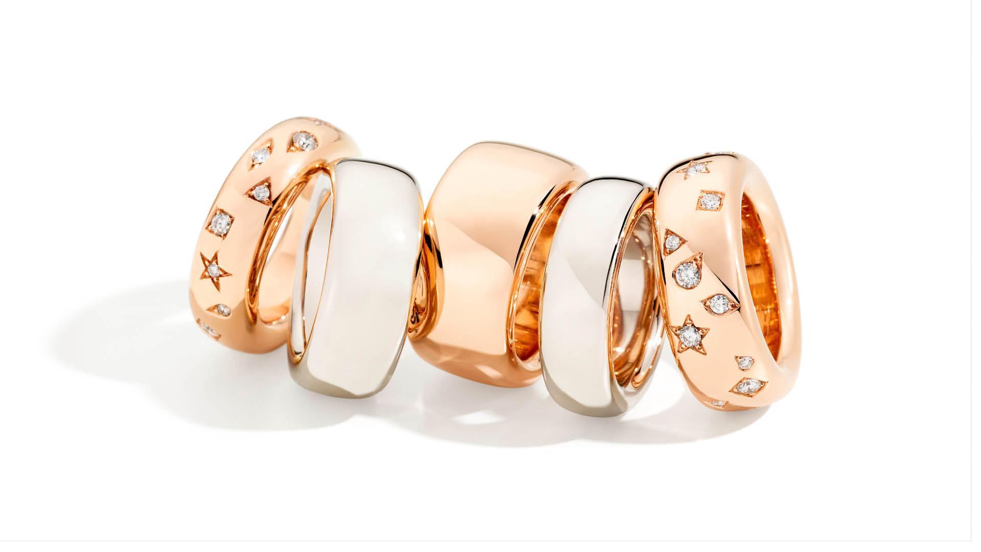 Pomellato-Iconica-Rings