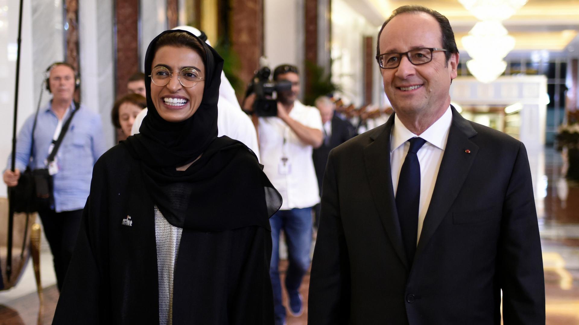 Her Excellency Noura Al Kaabi