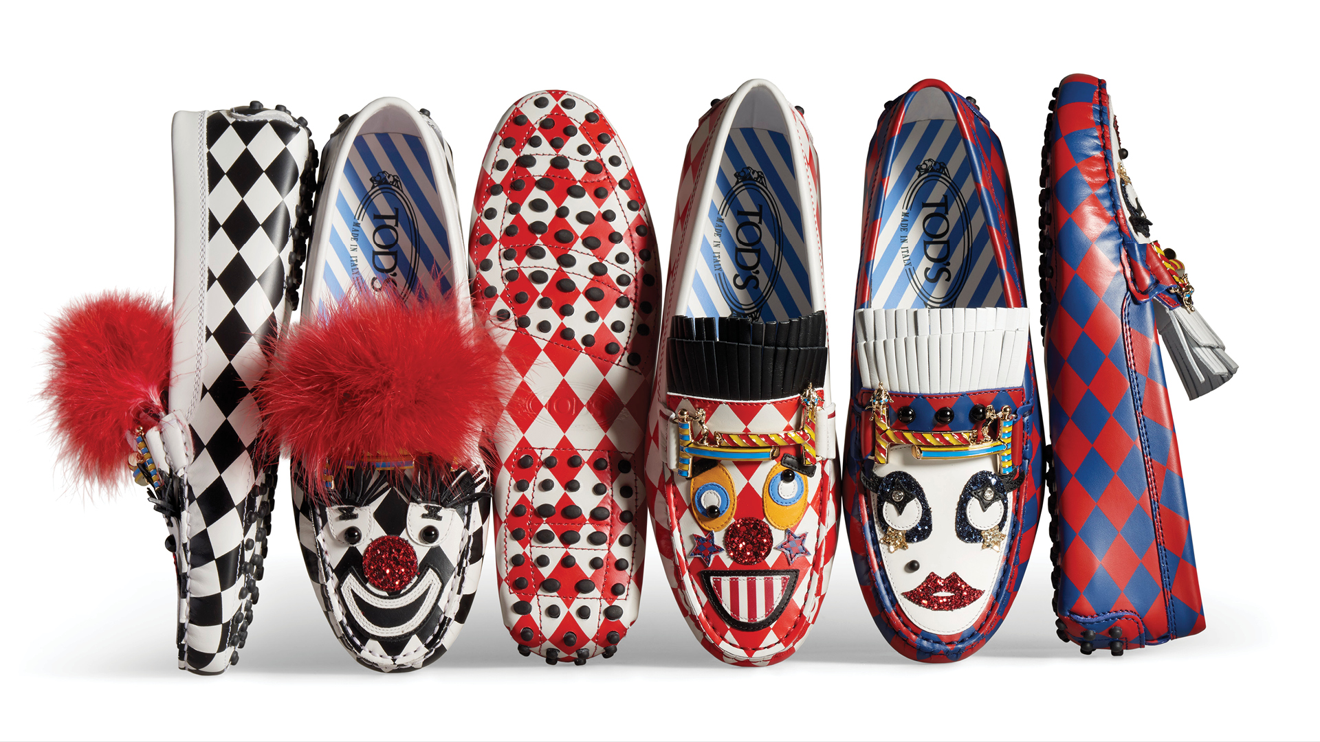 Tod's Circus Collection