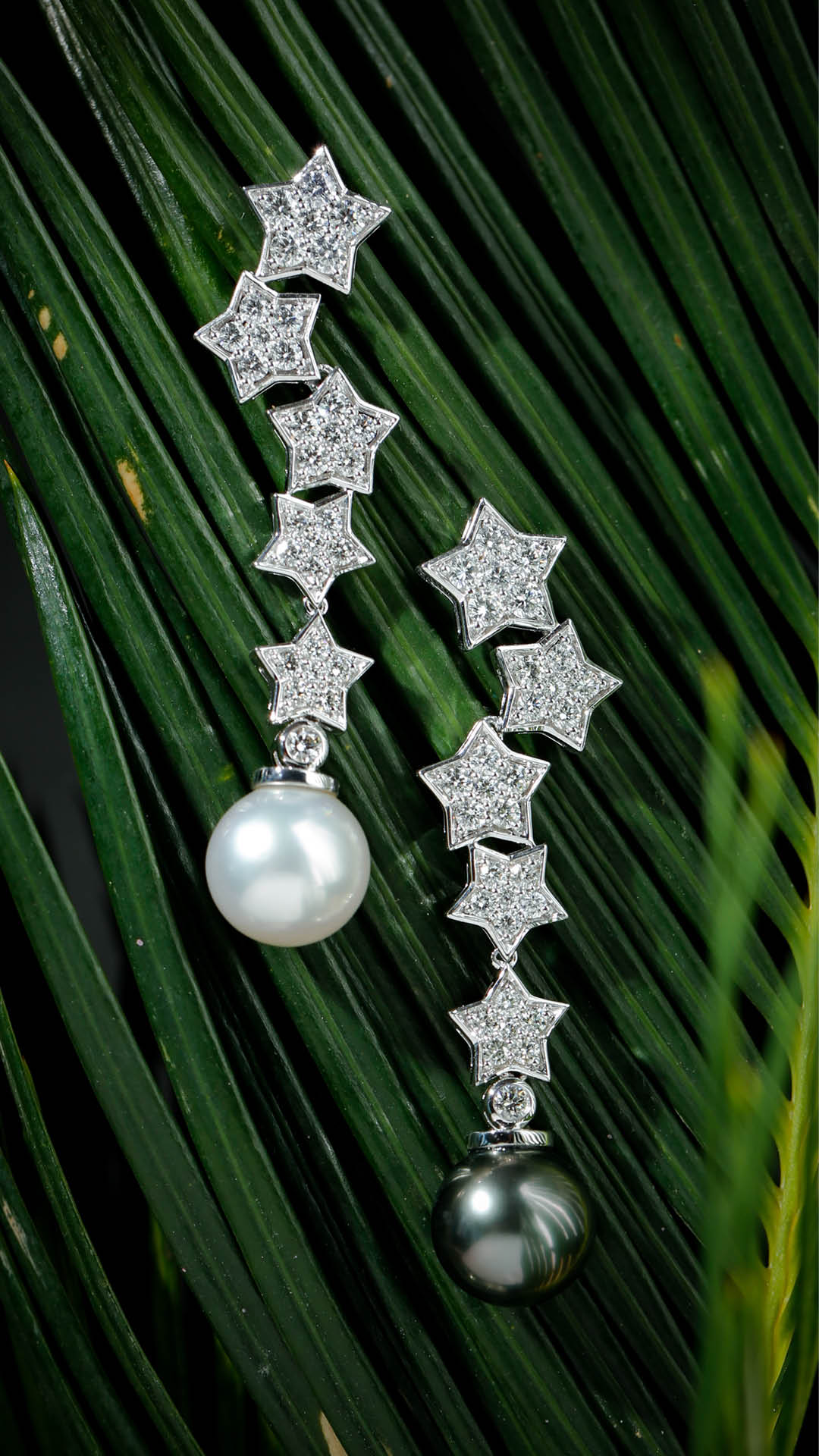 55FIFTY7-Blessed-Stars-Earrings