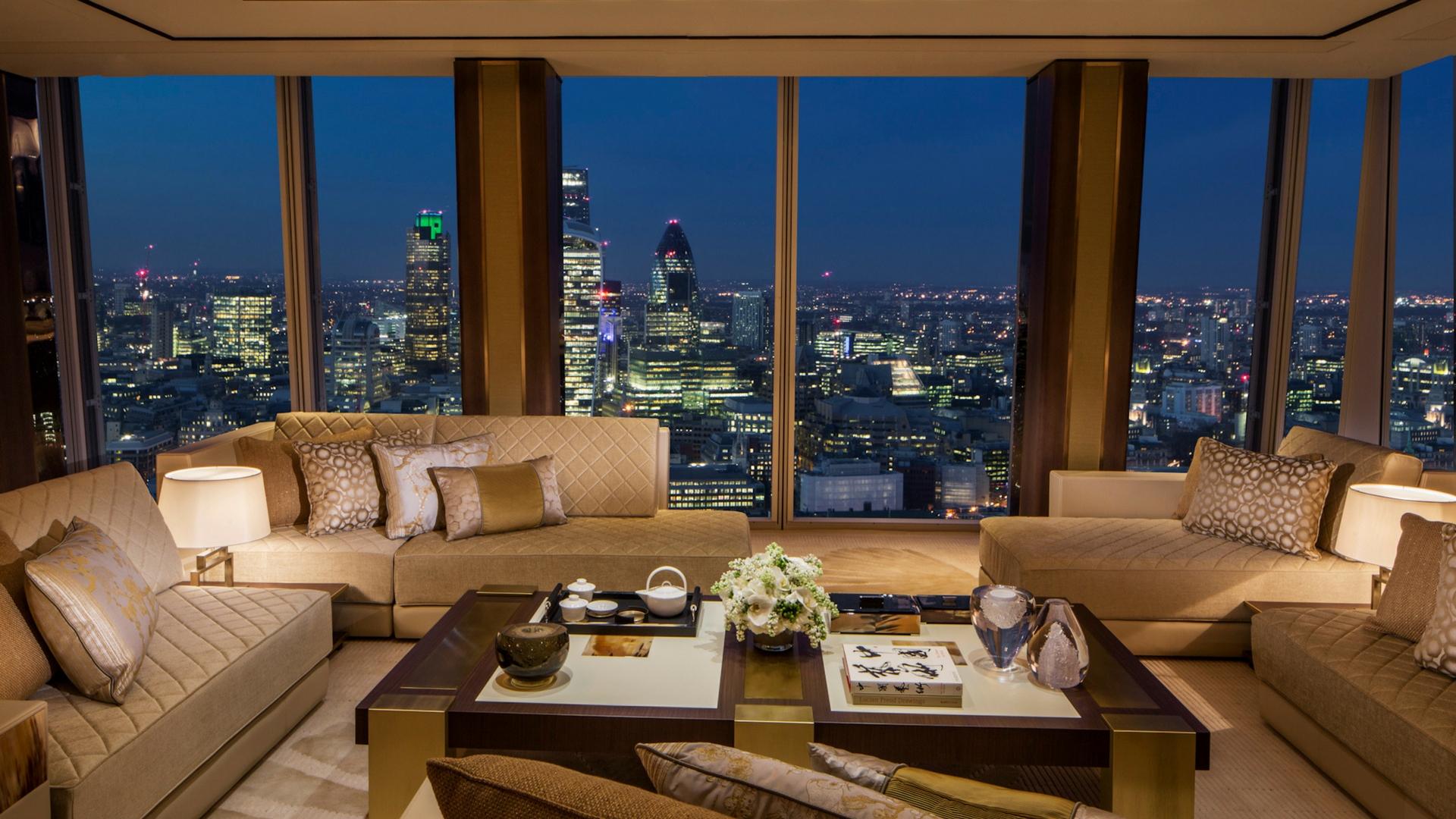 Shangri-La At The Shard London
