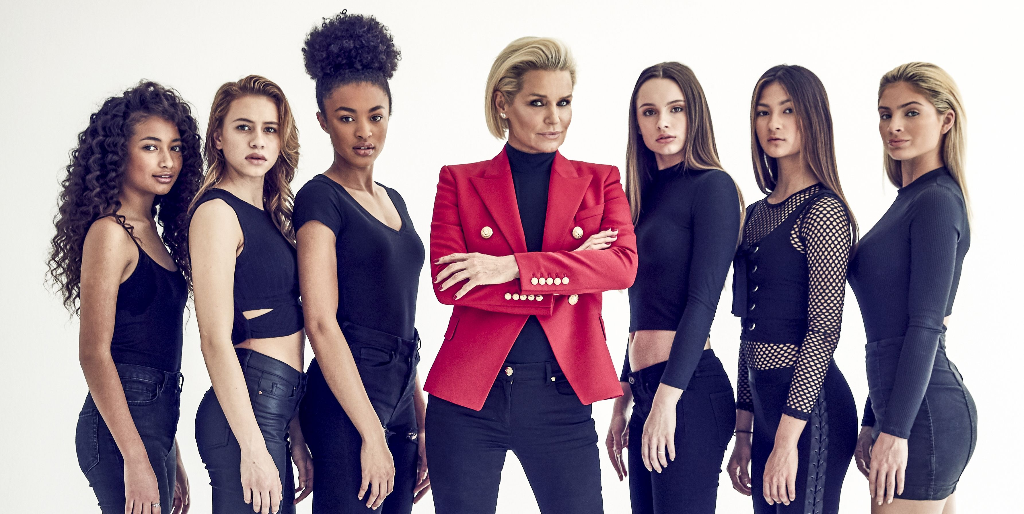 The Hadids New Modelling Competition Show Looks Like Your Next Reality Tv Addiction
