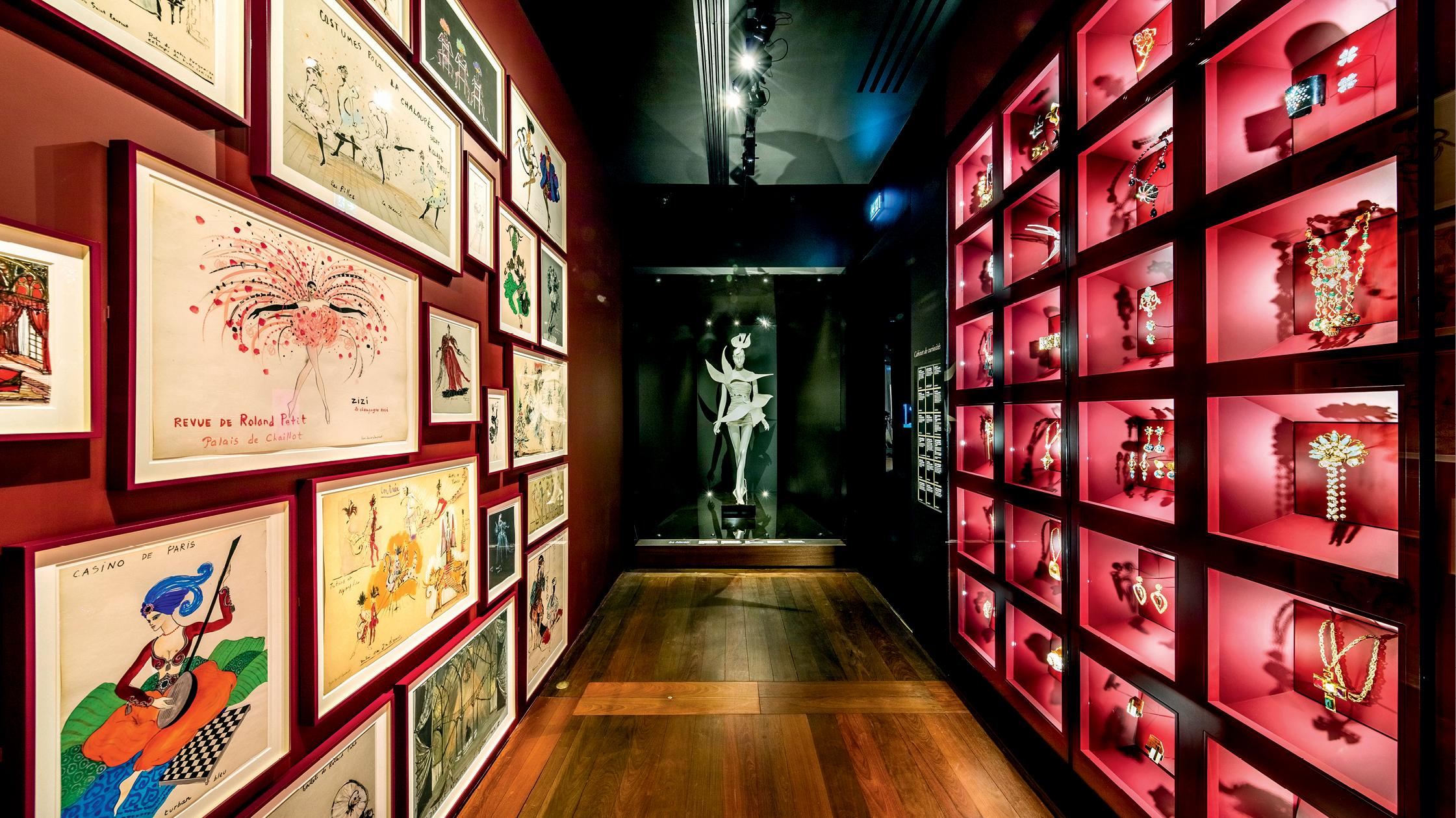 Yves Saint Laurent Museum Paris
