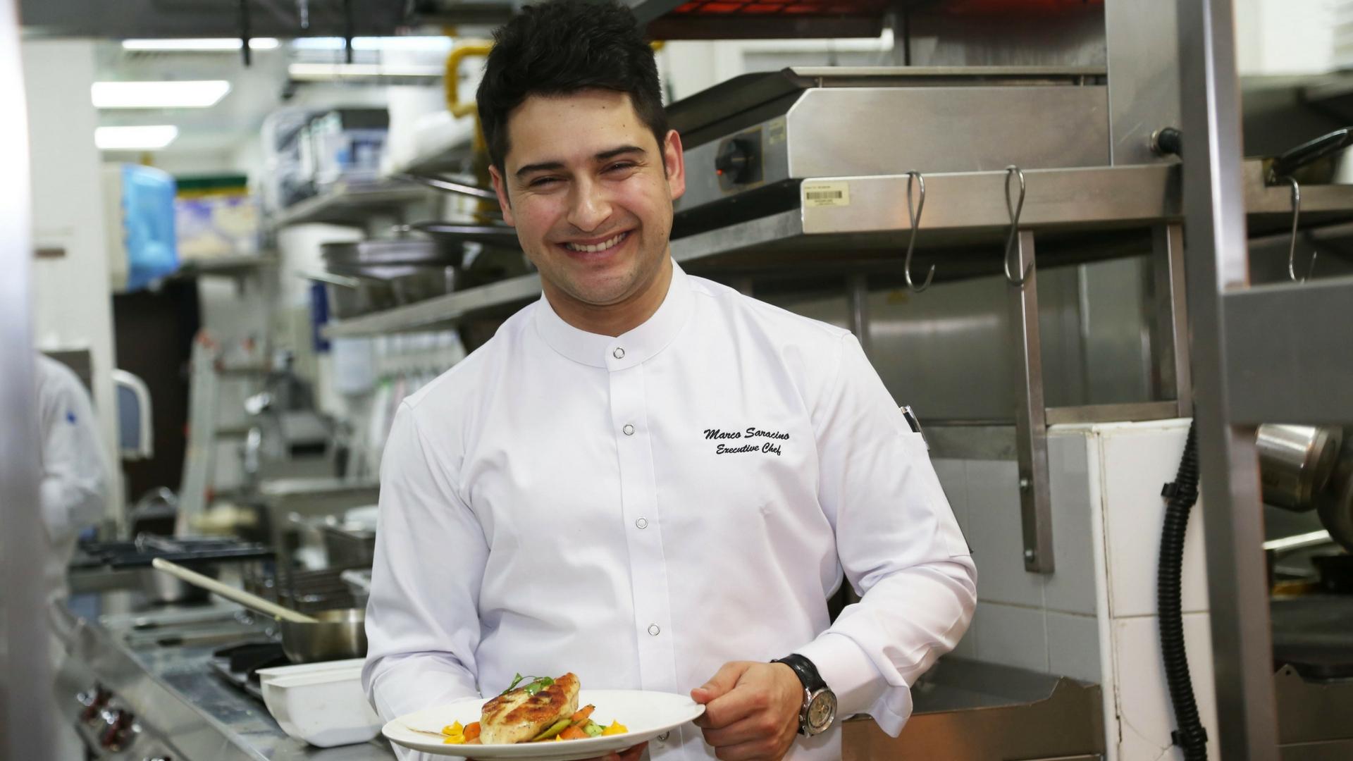Chef Marco Saracino
