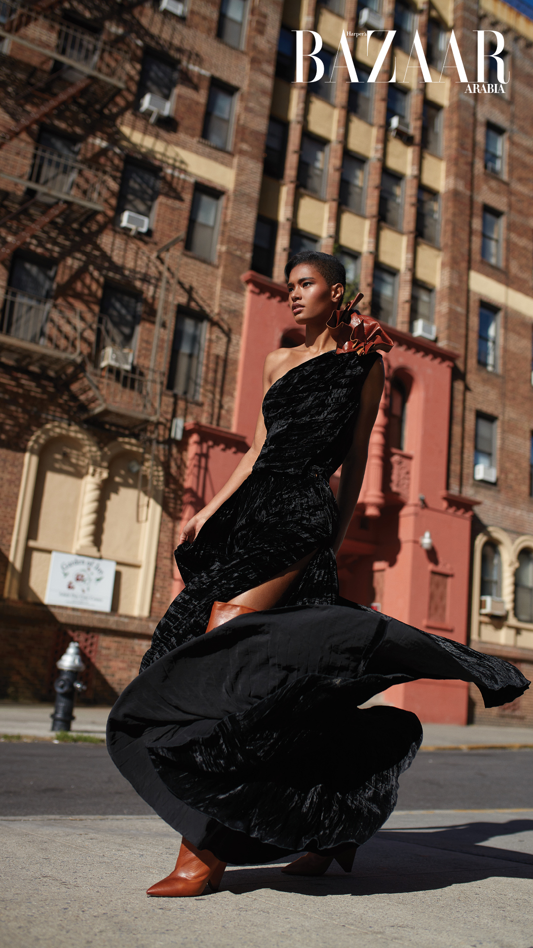 Urban energy infuses an individual sense of style  – make the streets your own this season