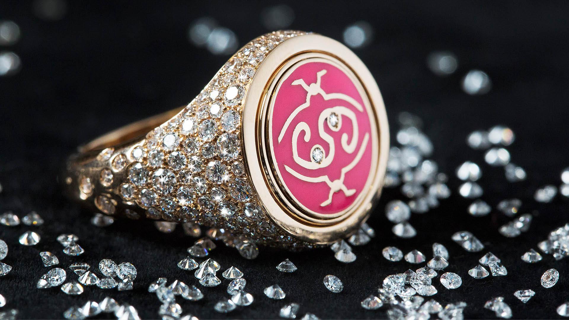Intisars-Me-Oh-My-Enamel-Diamond-Ring