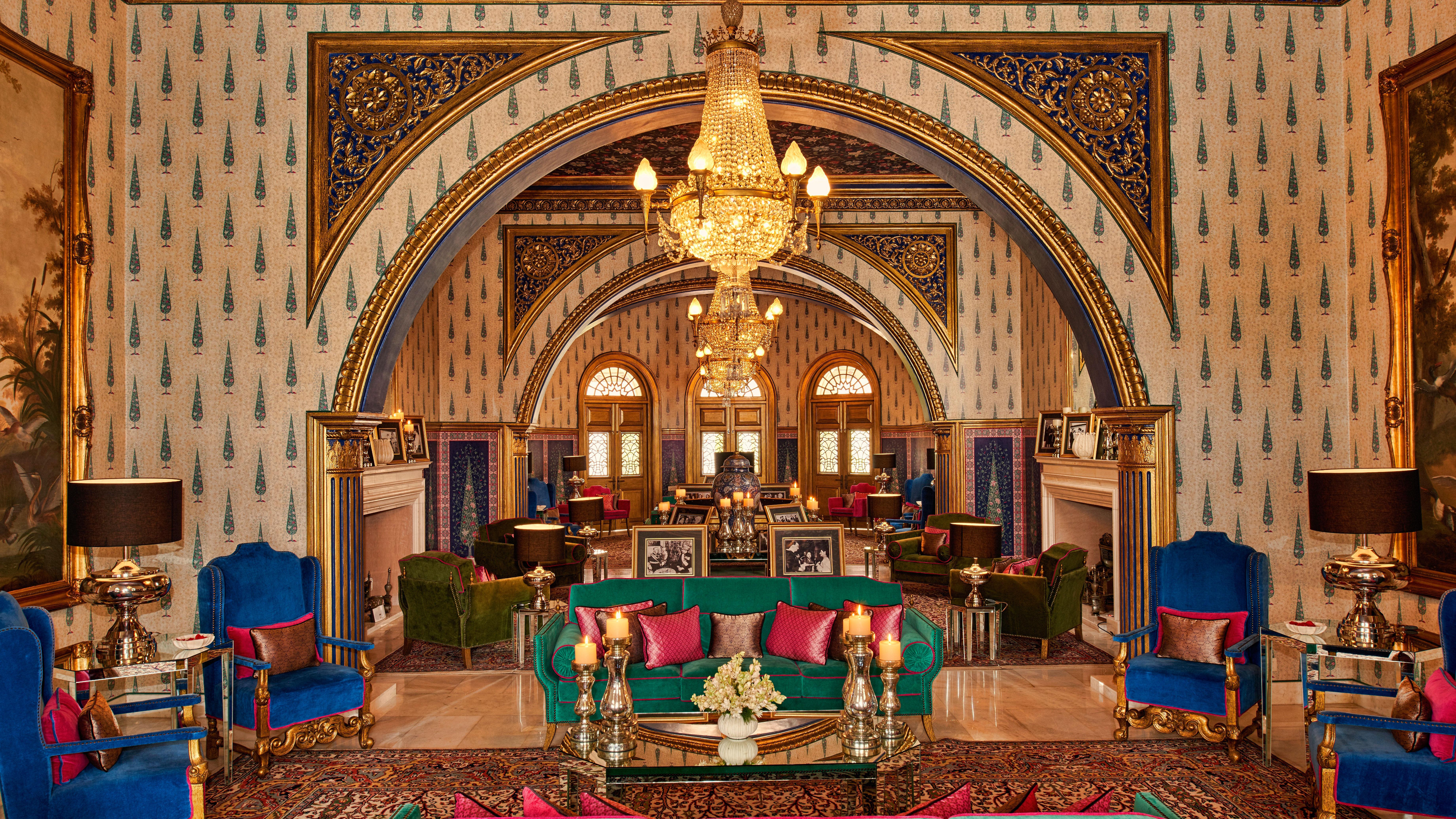 Raj Mahal Palace Hotel Jaipur