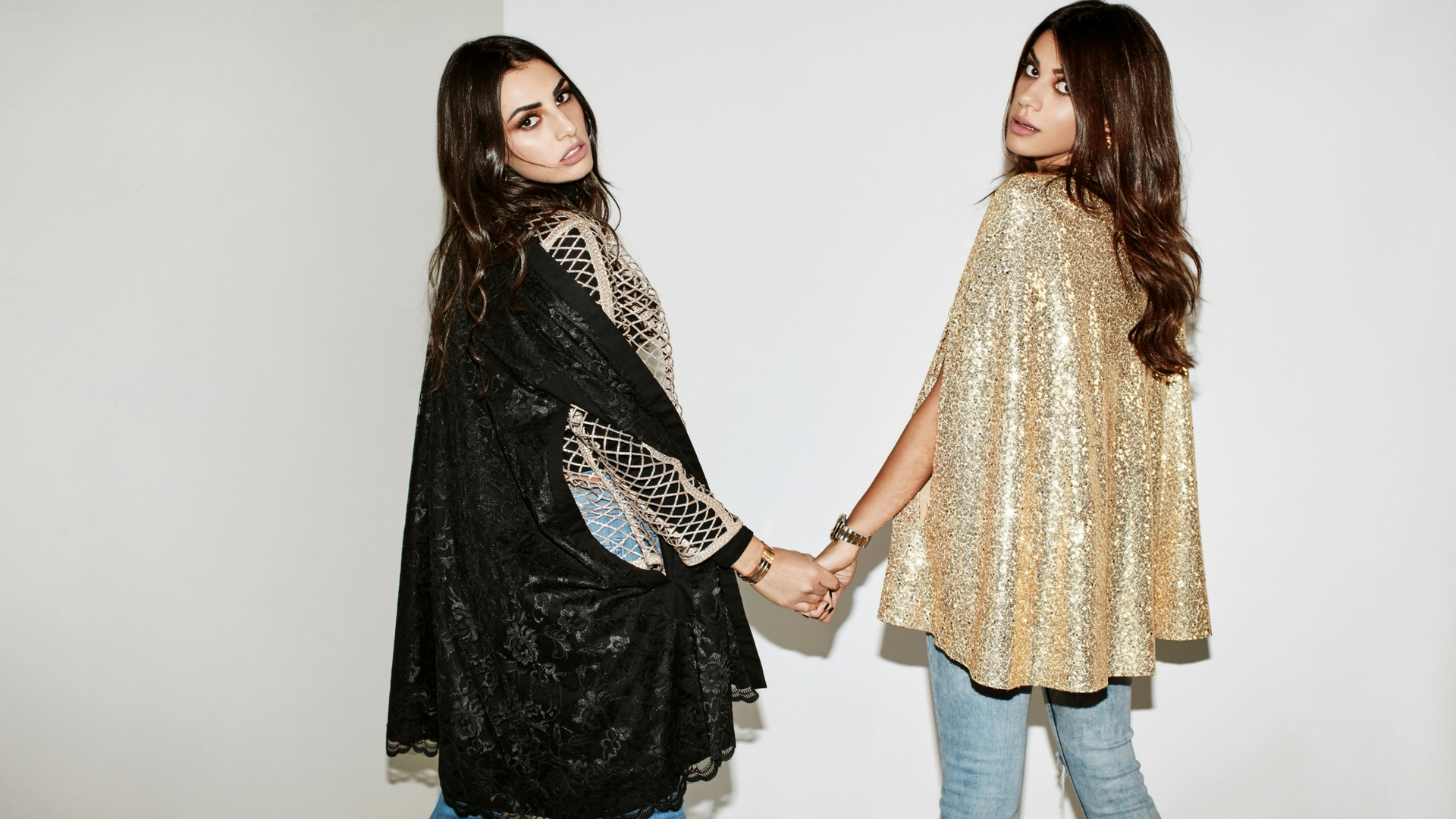 Sisters at heart, designers by vocation, Rima and Dina Zahran talk family values and style reinventions