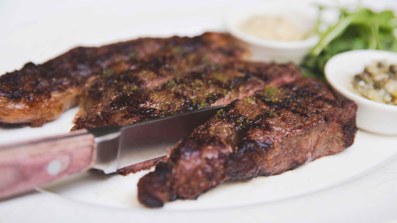 Rib-eye steak La Petite Maison