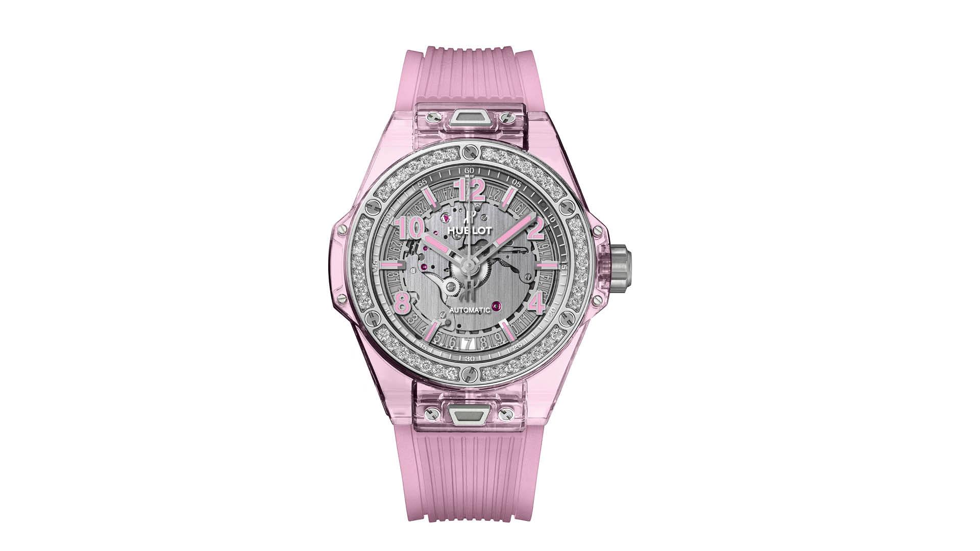 Hublot-Big-Bang-One-Click-Pink