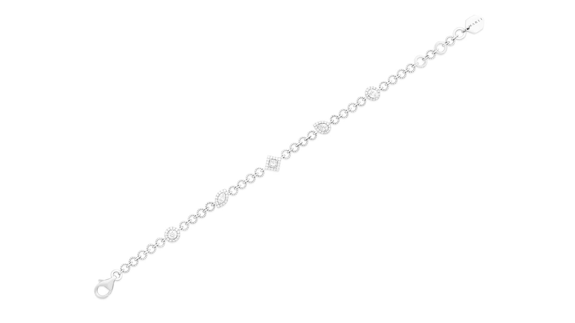 Marli-New-York-Rock-Diamond-Bracelet