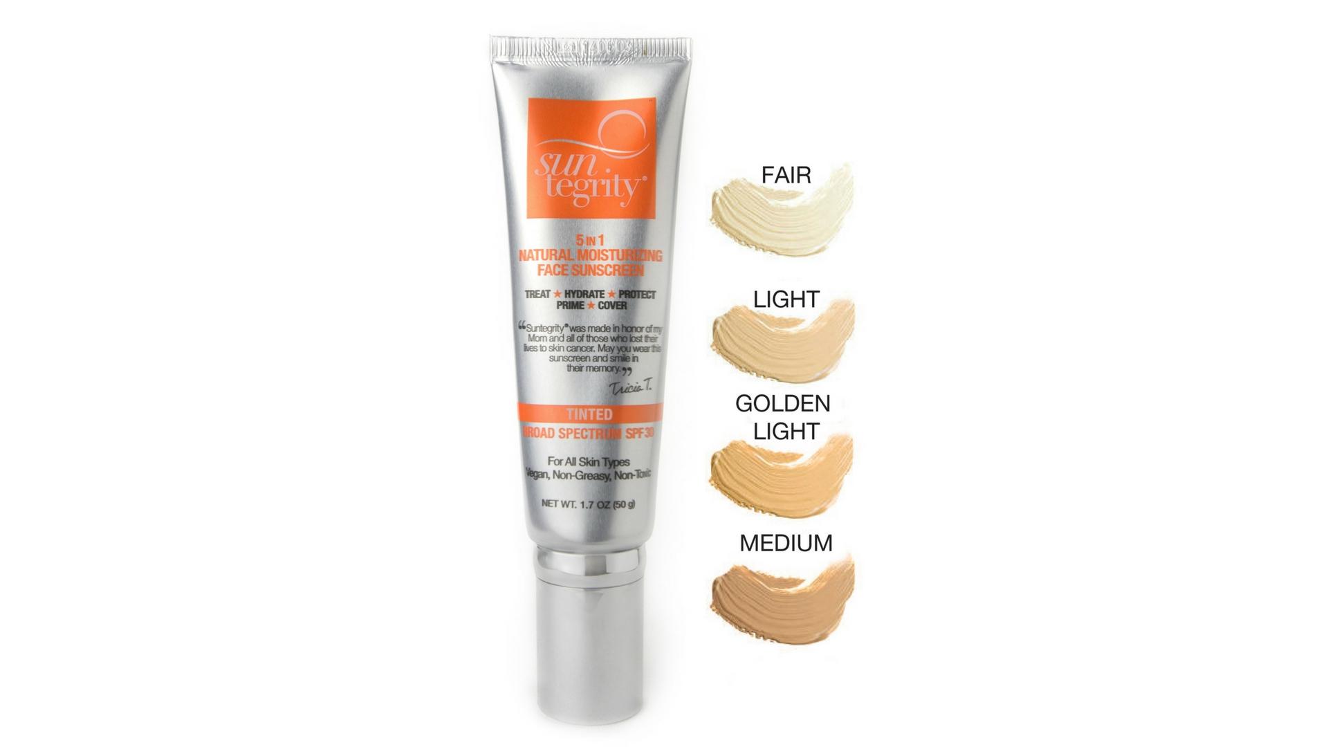Suntegrity 5 in 1 Sunscreen