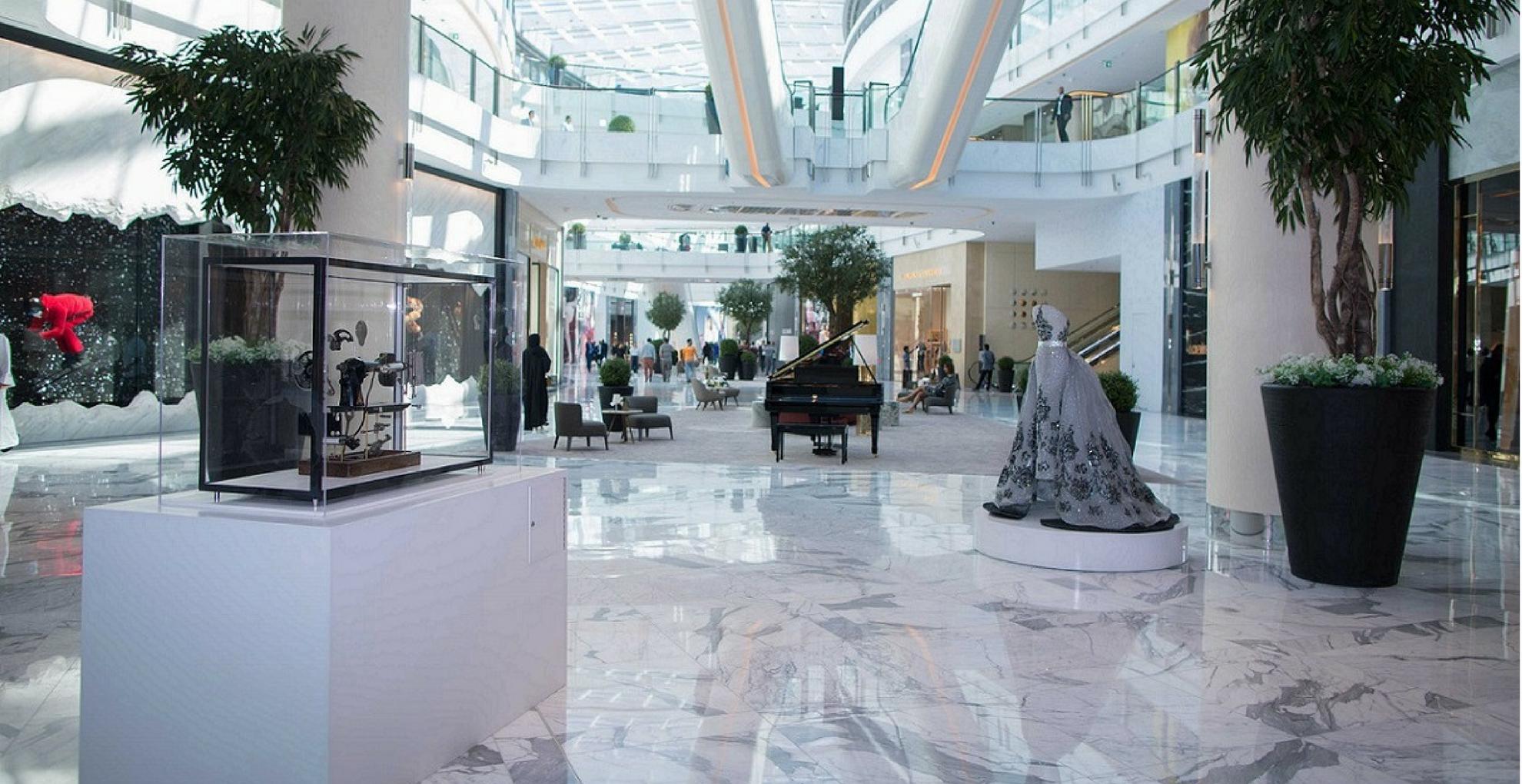 The Dubai Mall Fashion Avenue