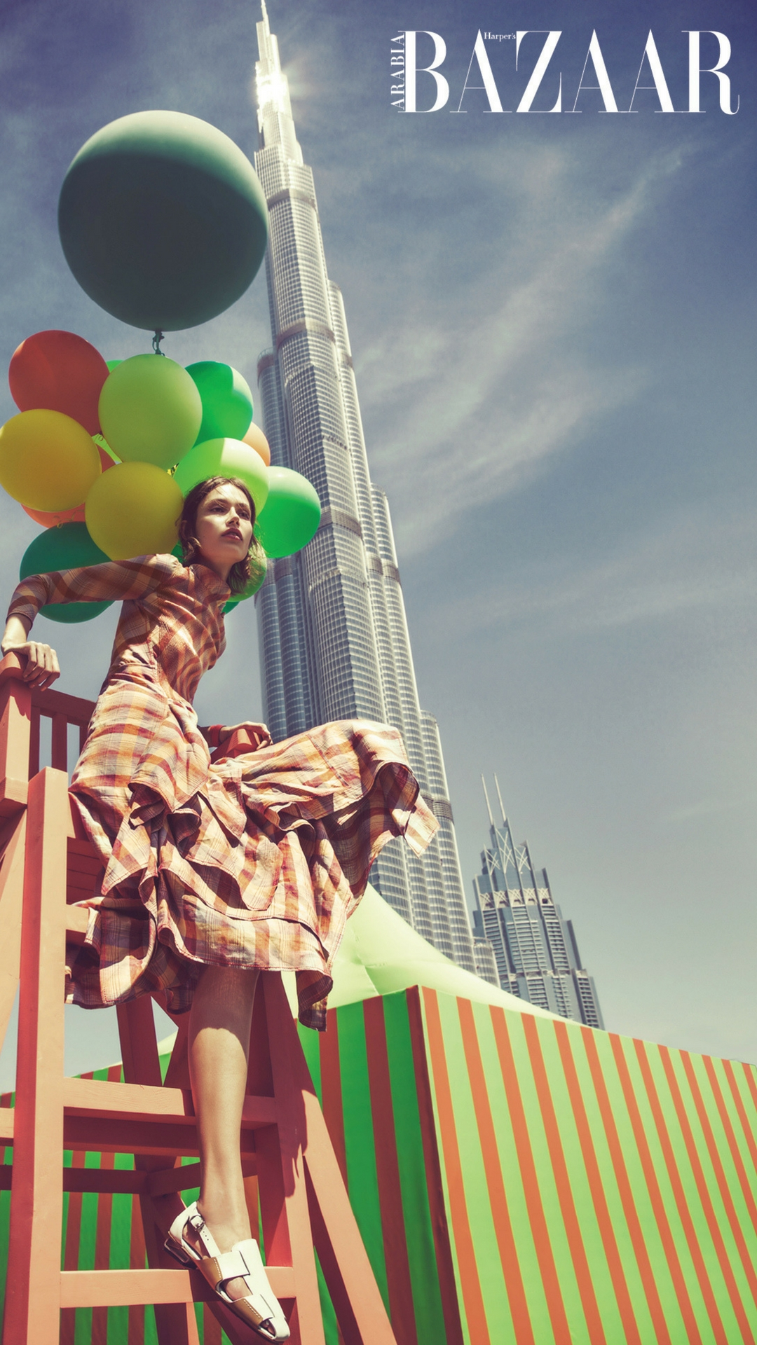 All the fun of the fair comes to Downtown Dubai in the world's most fashionable playground