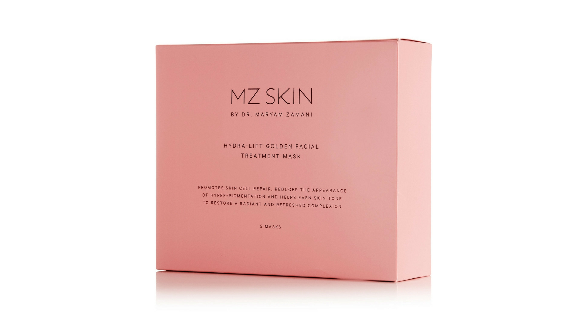 MZ Skin Hydra Lift Golden Mask