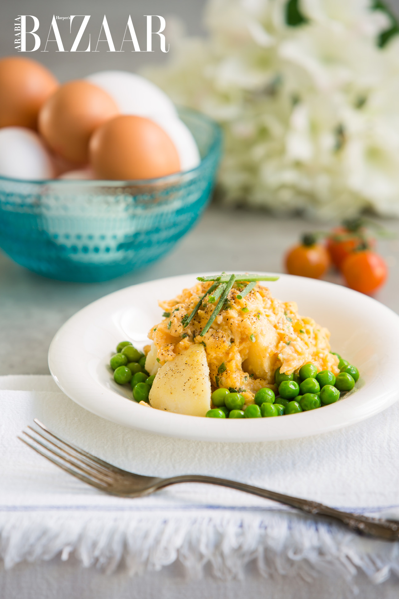 Eggs served up three ways for healthy dishes with  a difference from Daila Dogmoch Soubra