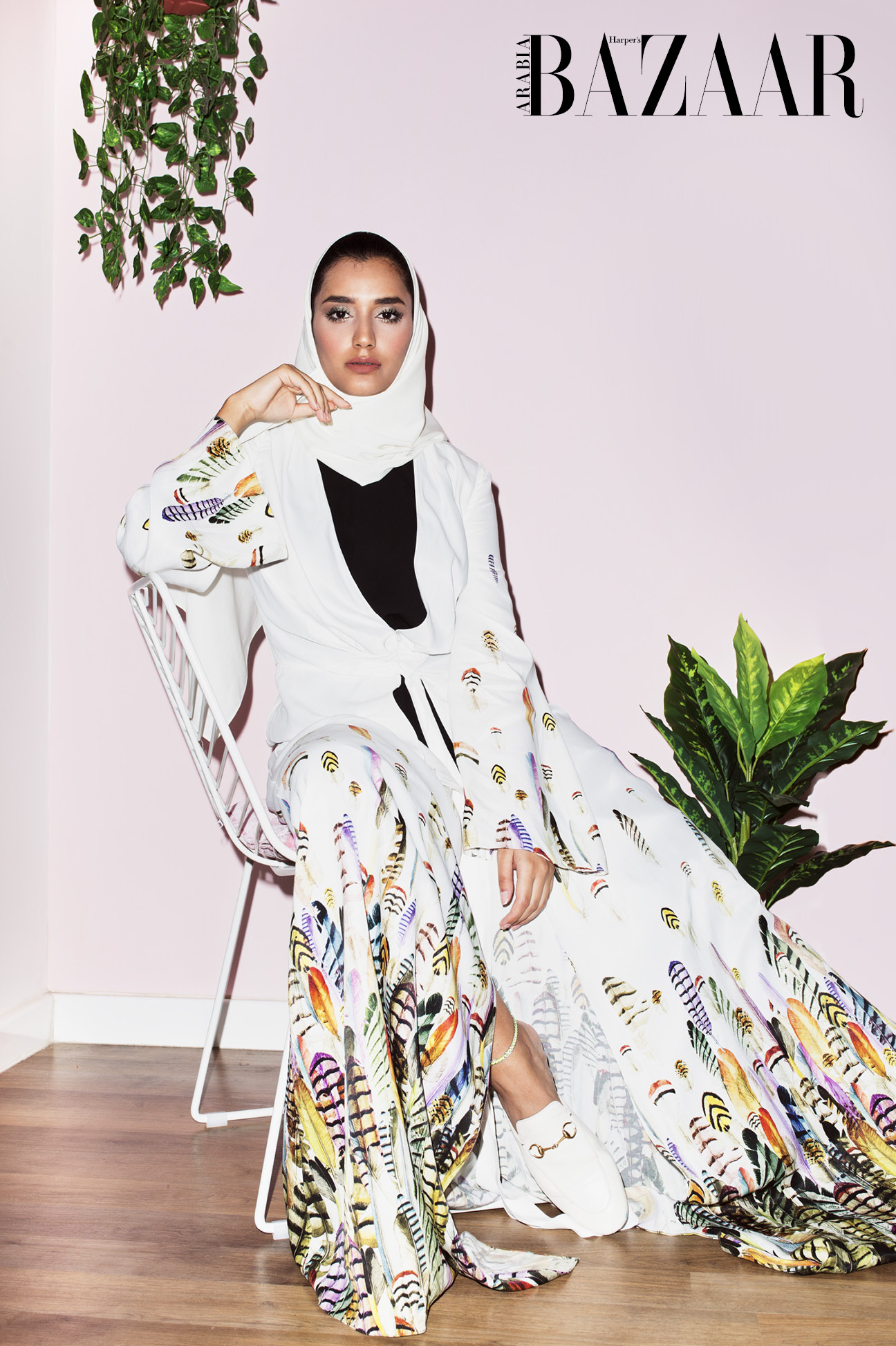 As we enter into the Holy Month, and Net-a-Porter launches its biggest Ramadan collection to date, three of the region's most intriguing style aficionados discuss their wardrobe choices through Ramadan and beyond